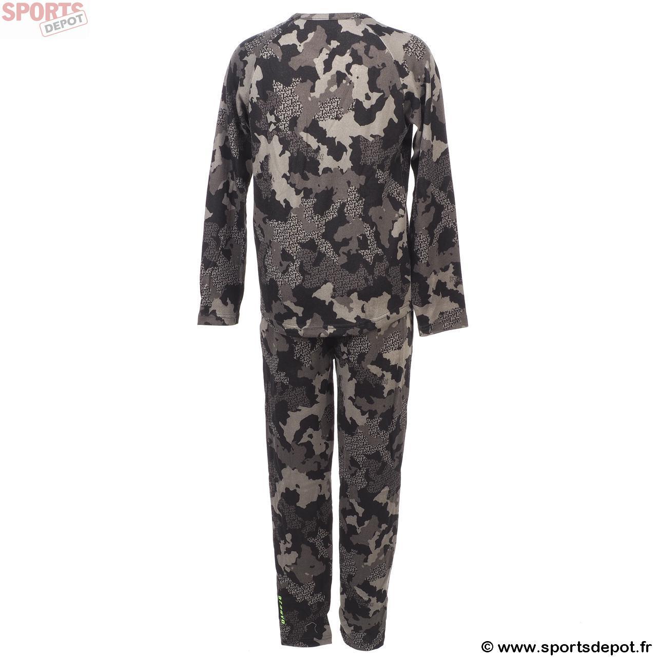 b743644ab36f9 Acheter Sous vêtements thermiques chaud DARE 2B Division base layer ...
