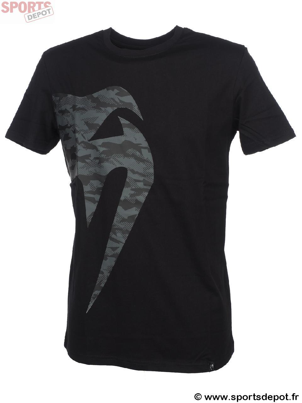ff71c6c095d7d Acheter Tee shirt manches courtes VENUM Giant camo mc tee - Homme ...