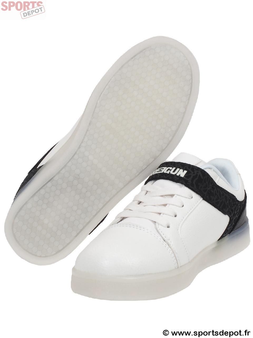 Ville Freegun Shoes Chaussures Mode Enfant Acheter Blc Led Oqwdo7 Basse n0X8PONwkZ