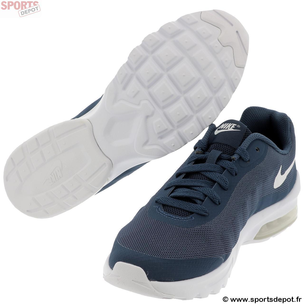 8bbbc82d849f5 Acheter Chaussures multisport NIKE Air max invigor bleu jr - Enfant ...