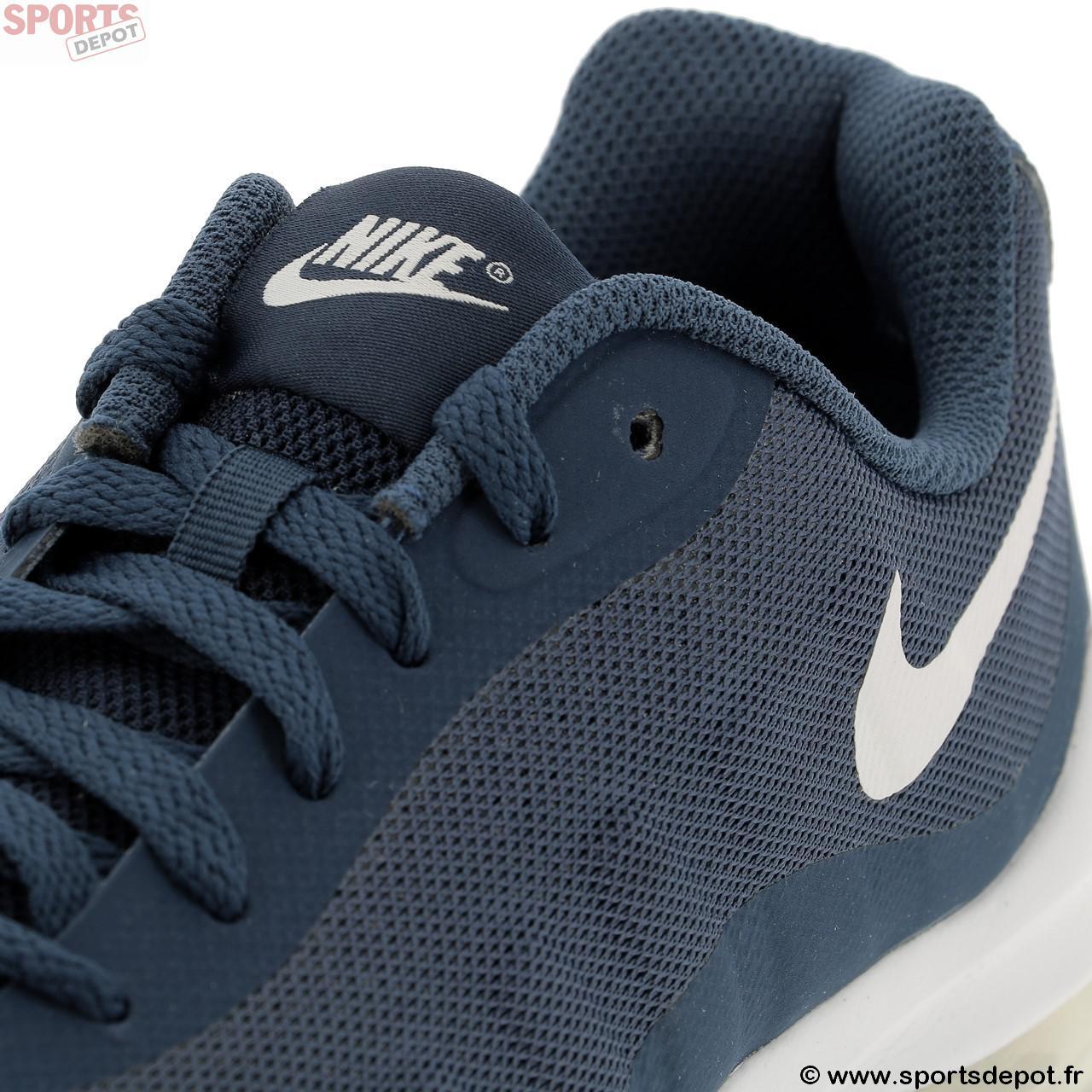 Acheter Chaussures multisport NIKE Air max invigor bleu jr
