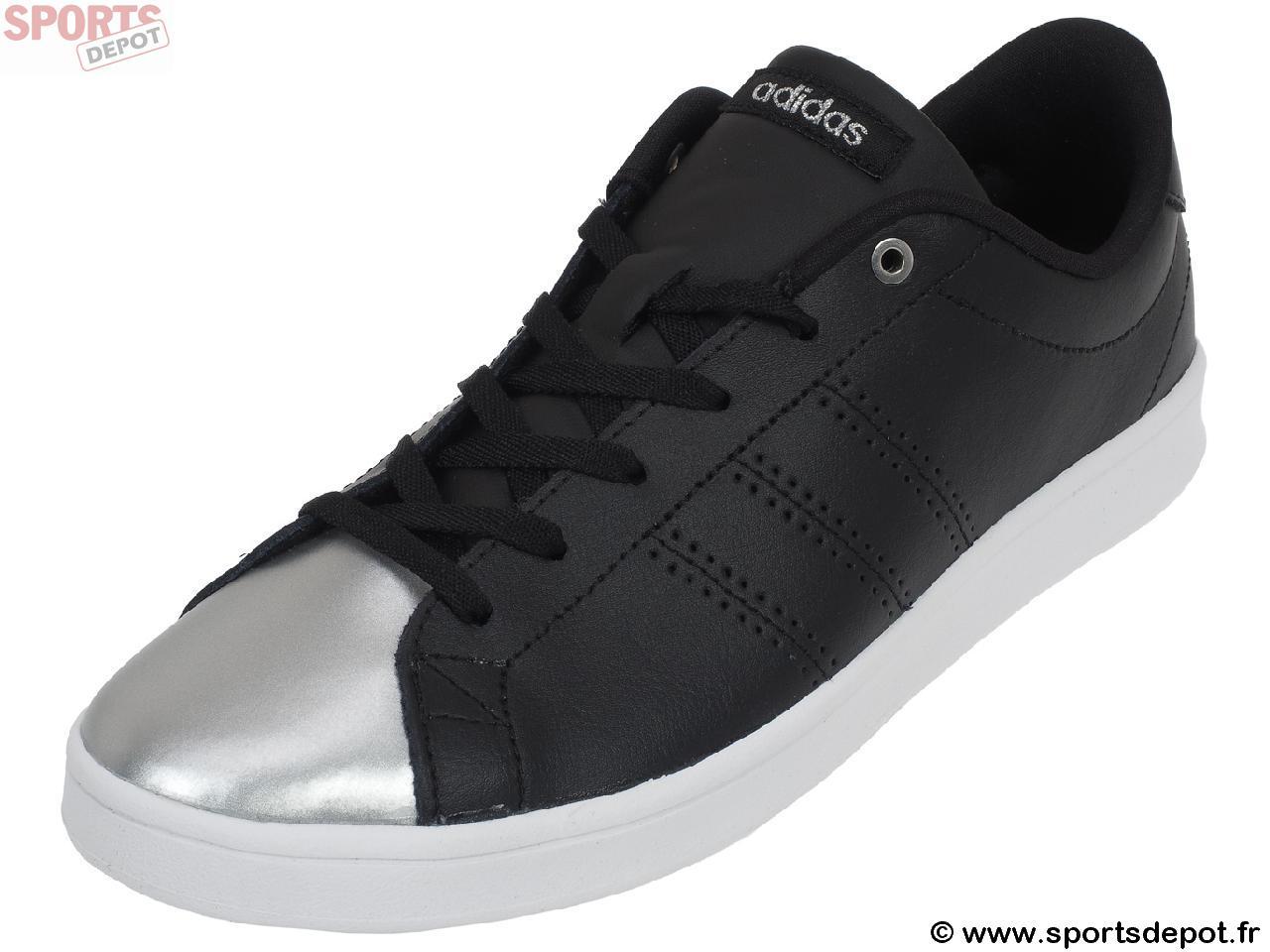 Chaussures mode ville Advantage noir arg - Adidas neo GcnbWYeZg