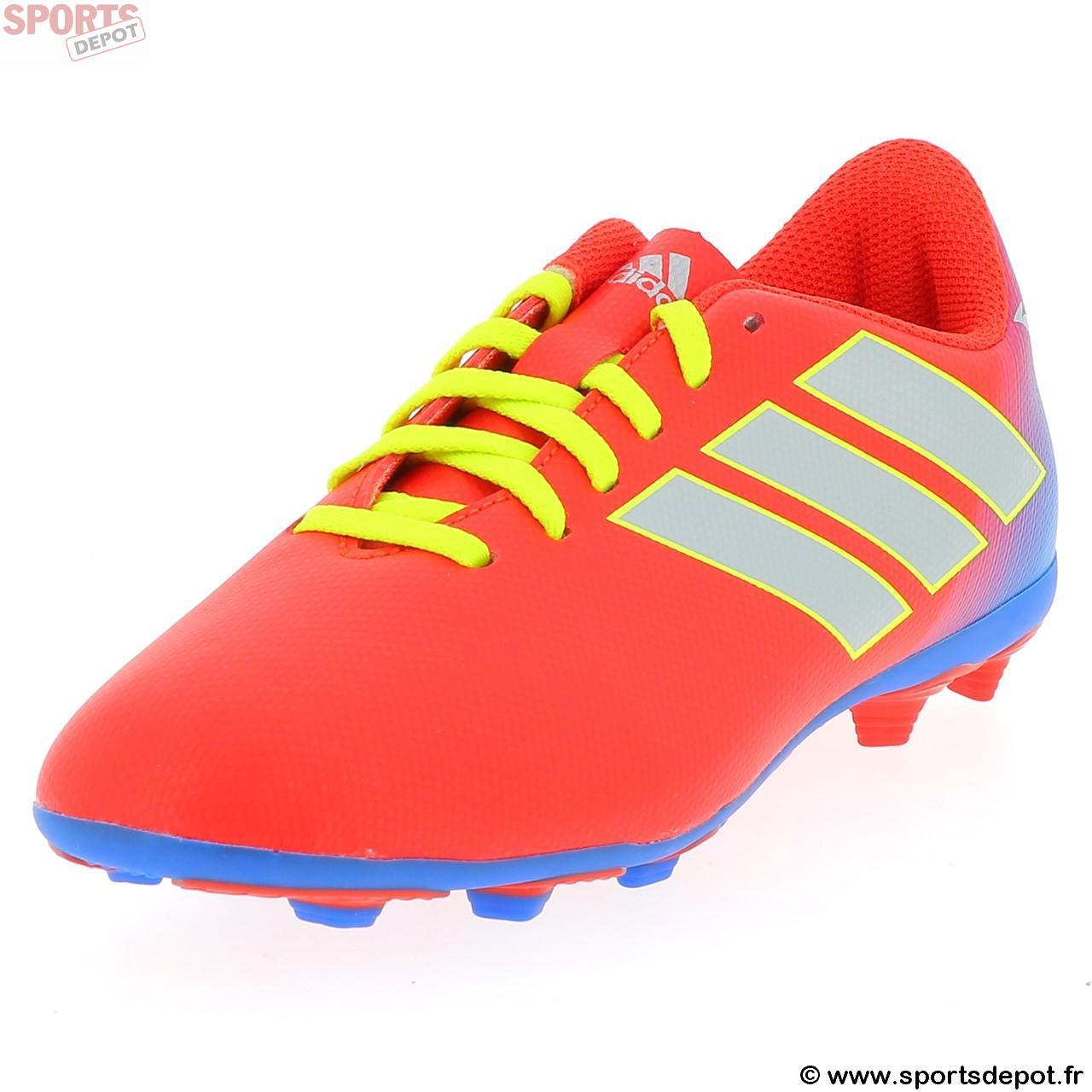 Lamelles 18 Messi Acheter Jr 4 Chaussures Fg Football Adidas Nemeziz yYfvb76g