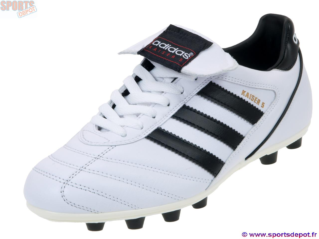 ADIDAS - KAISER MOULE BLANCHE