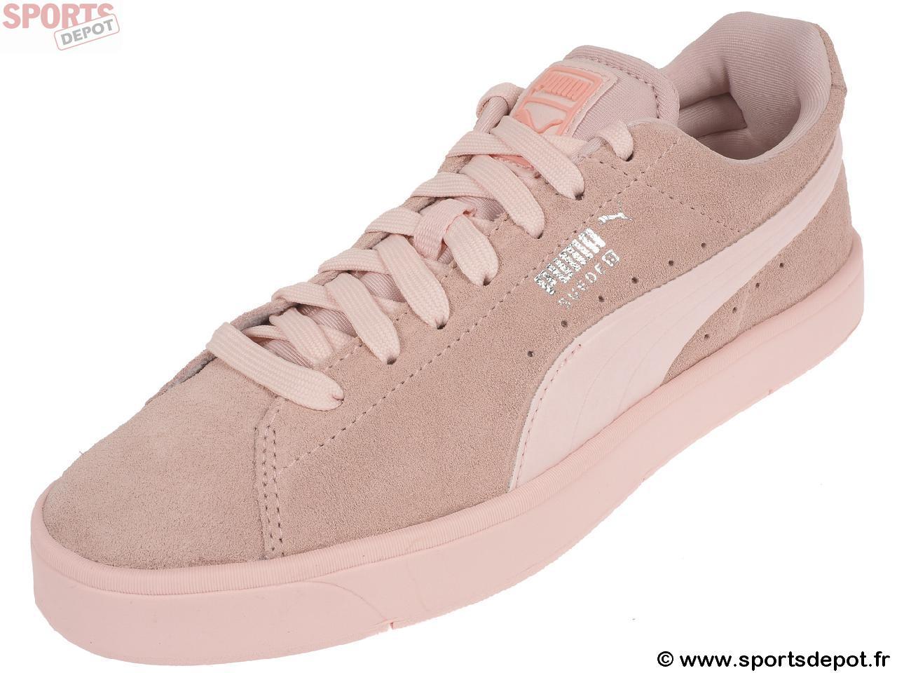 Lady Simili Suede Puma Ou Chaussures Rose S Acheter Cuir Basses TnqHIxwxfz
