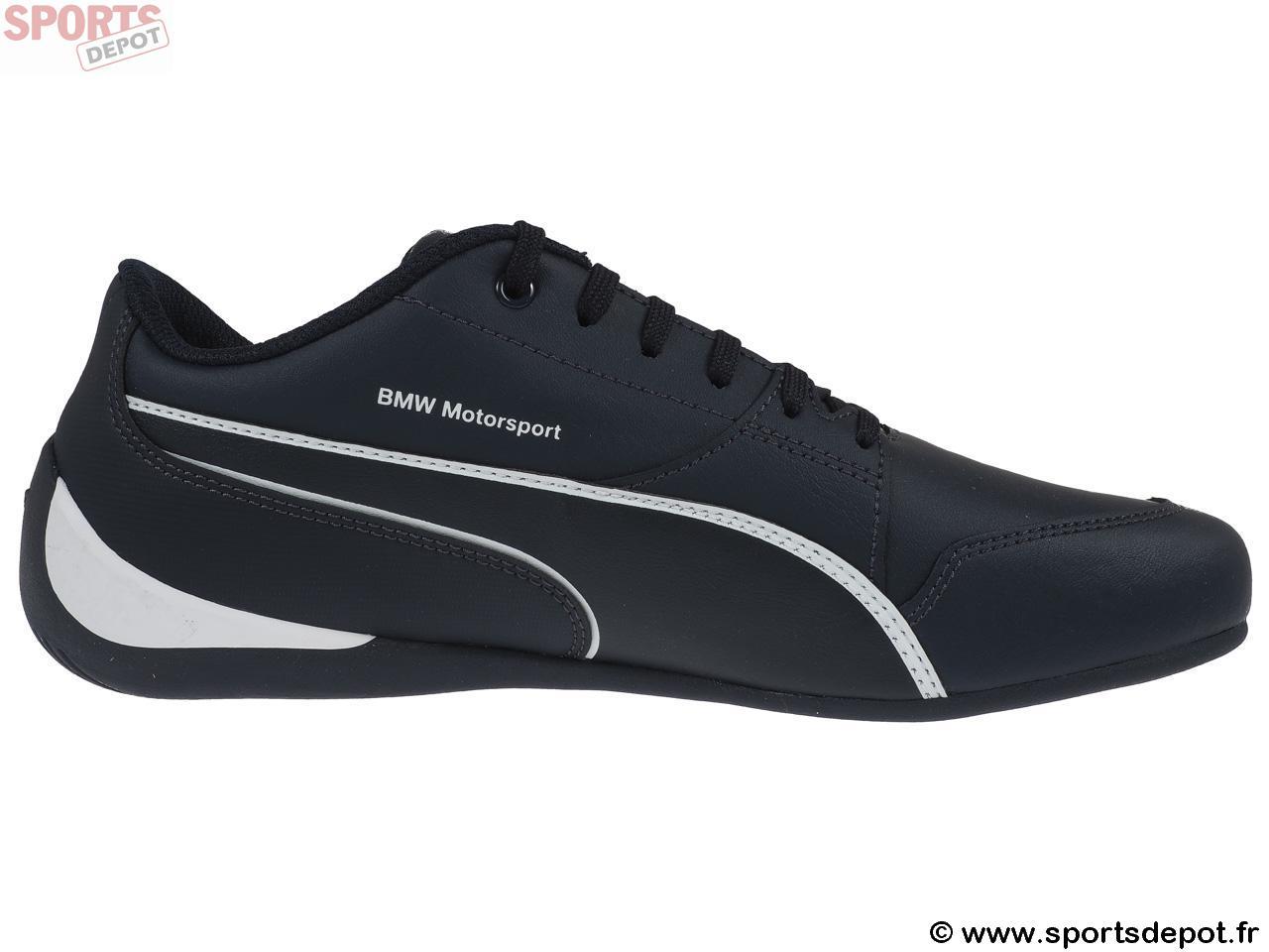 cdcd90a8183bd Acheter Chaussures mode ville PUMA Bmw drift cat 7 nv jr - Enfant ...