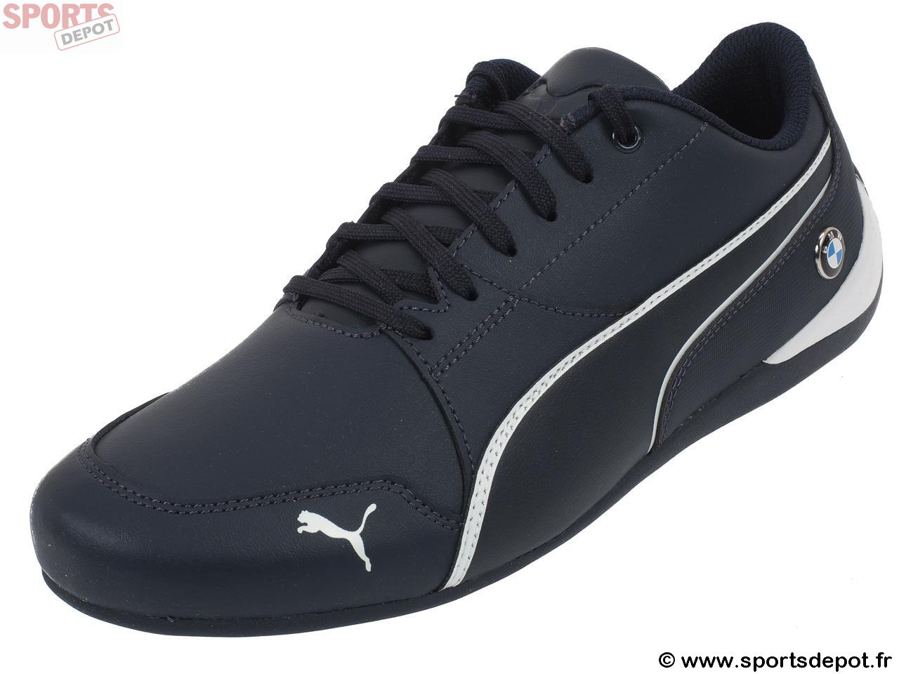 e786c227726d9 Acheter Chaussures mode ville PUMA Bmw drift cat 7 nv jr - Enfant ...