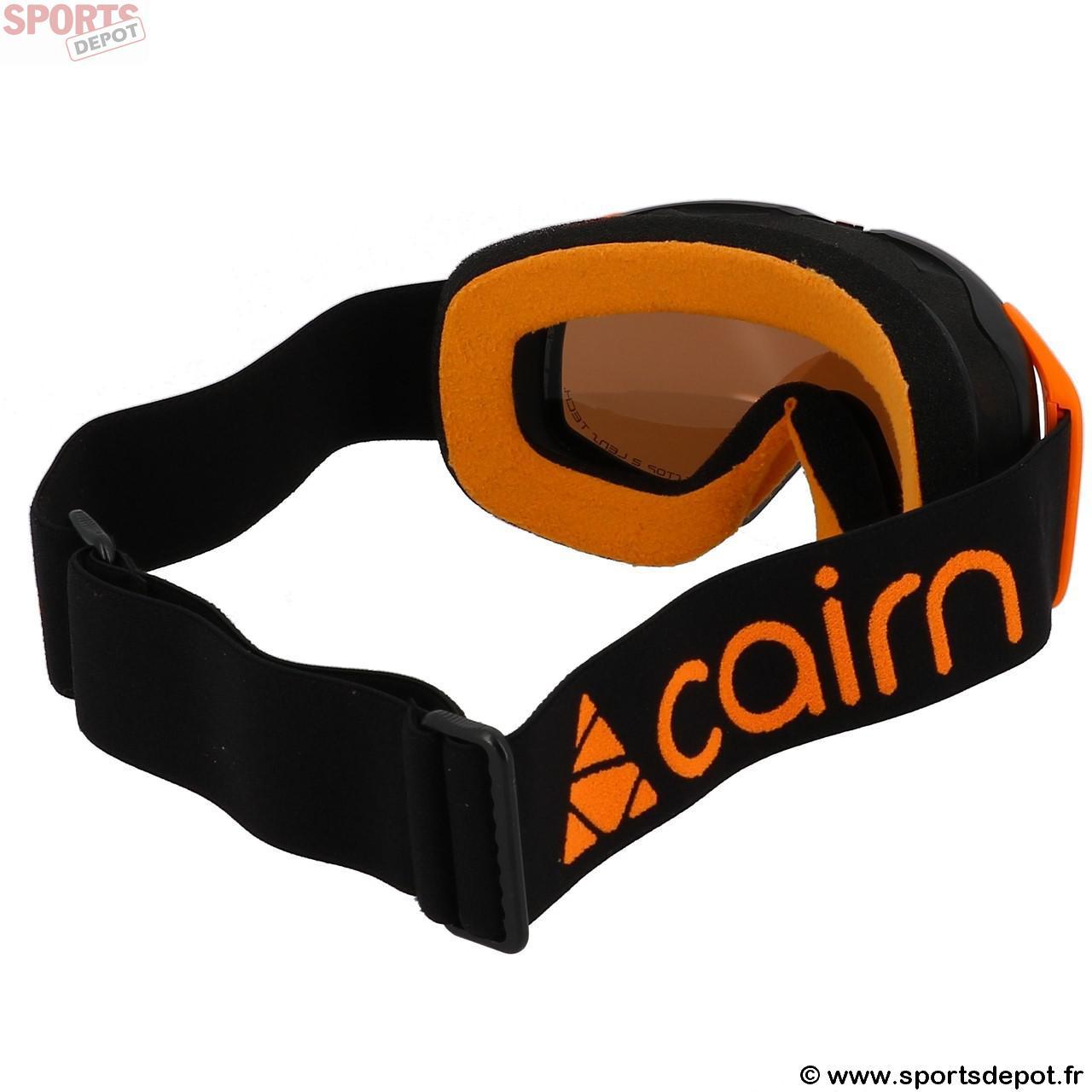acheter masque de ski double cran cairn booster de nr irium 06 12 enfant junior comparer. Black Bedroom Furniture Sets. Home Design Ideas