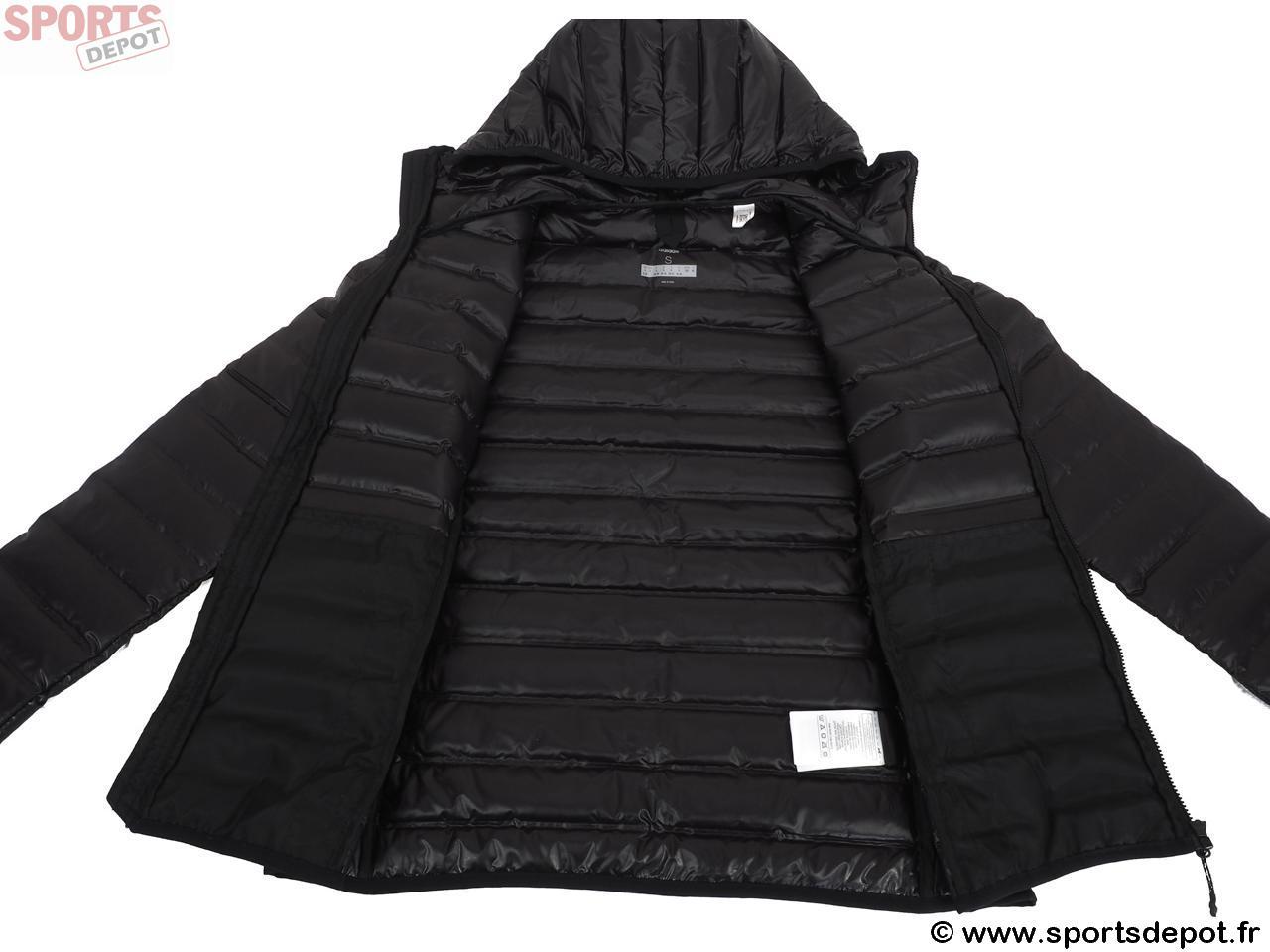 Black Doudoune Plumette L Varilite Adidas Doudounes Duvet Acheter 6wFxPpqW 266809ff299