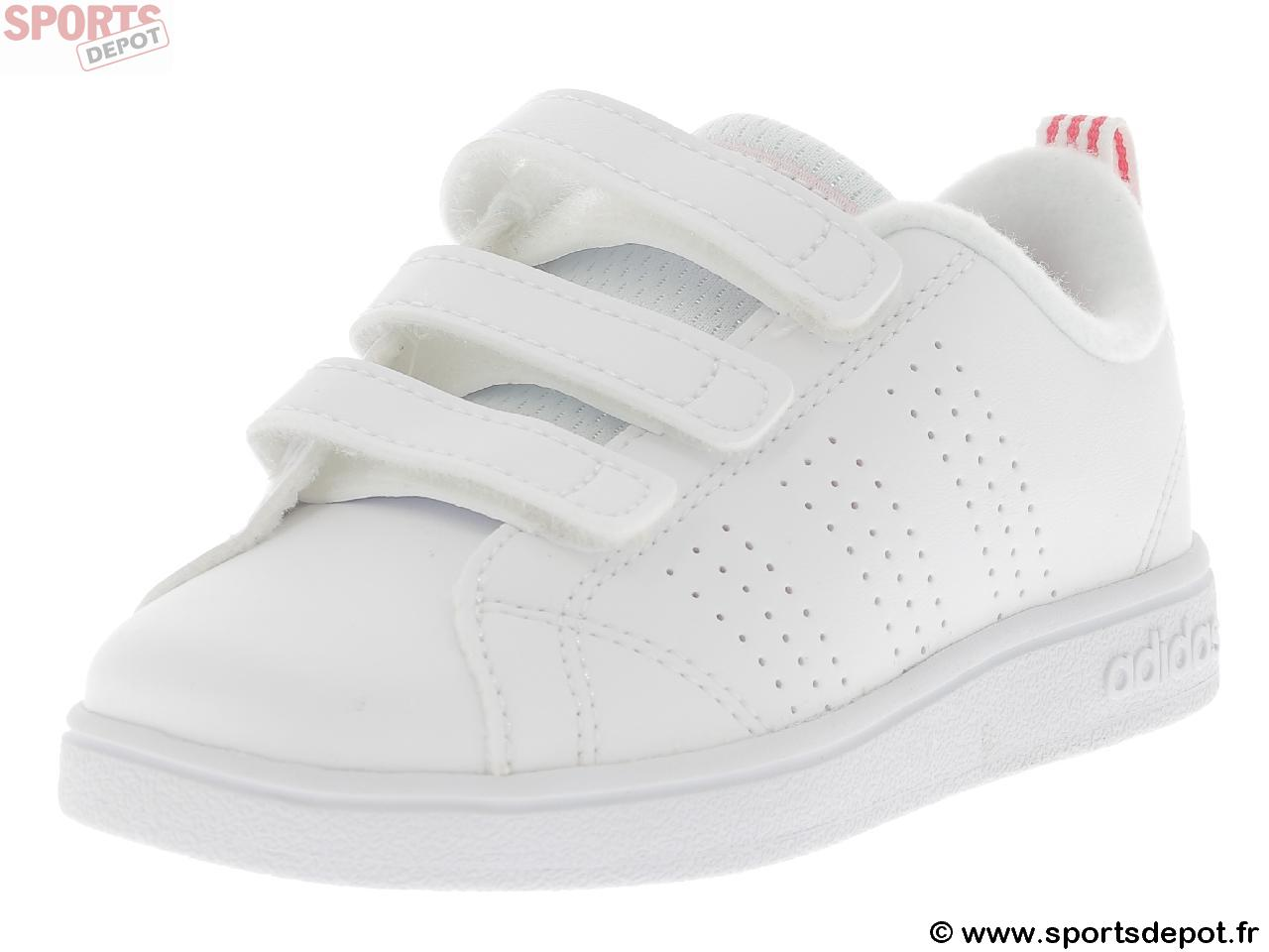 chaussures scratch fille adidas