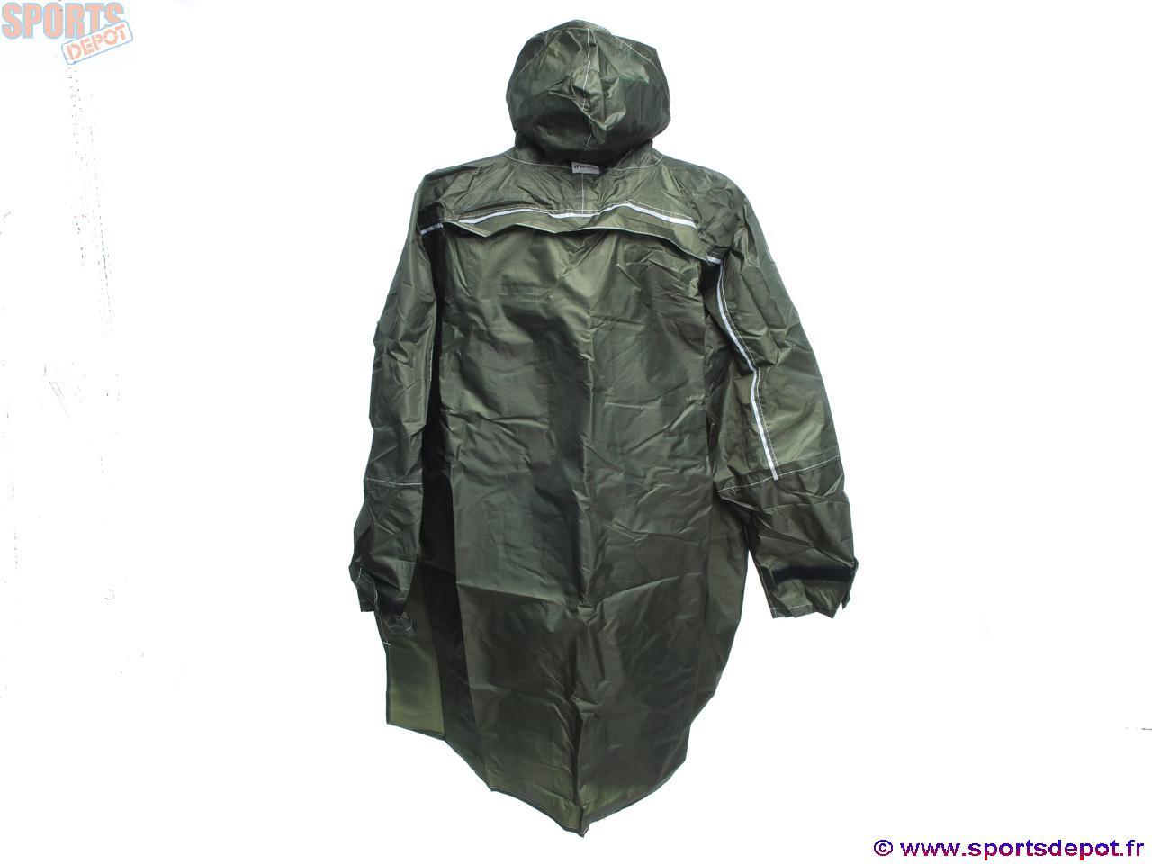ramassé célèbre marque de designer beau lustre Acheter Poncho cape de pluie CAMP Cagoule zip front poncho ...