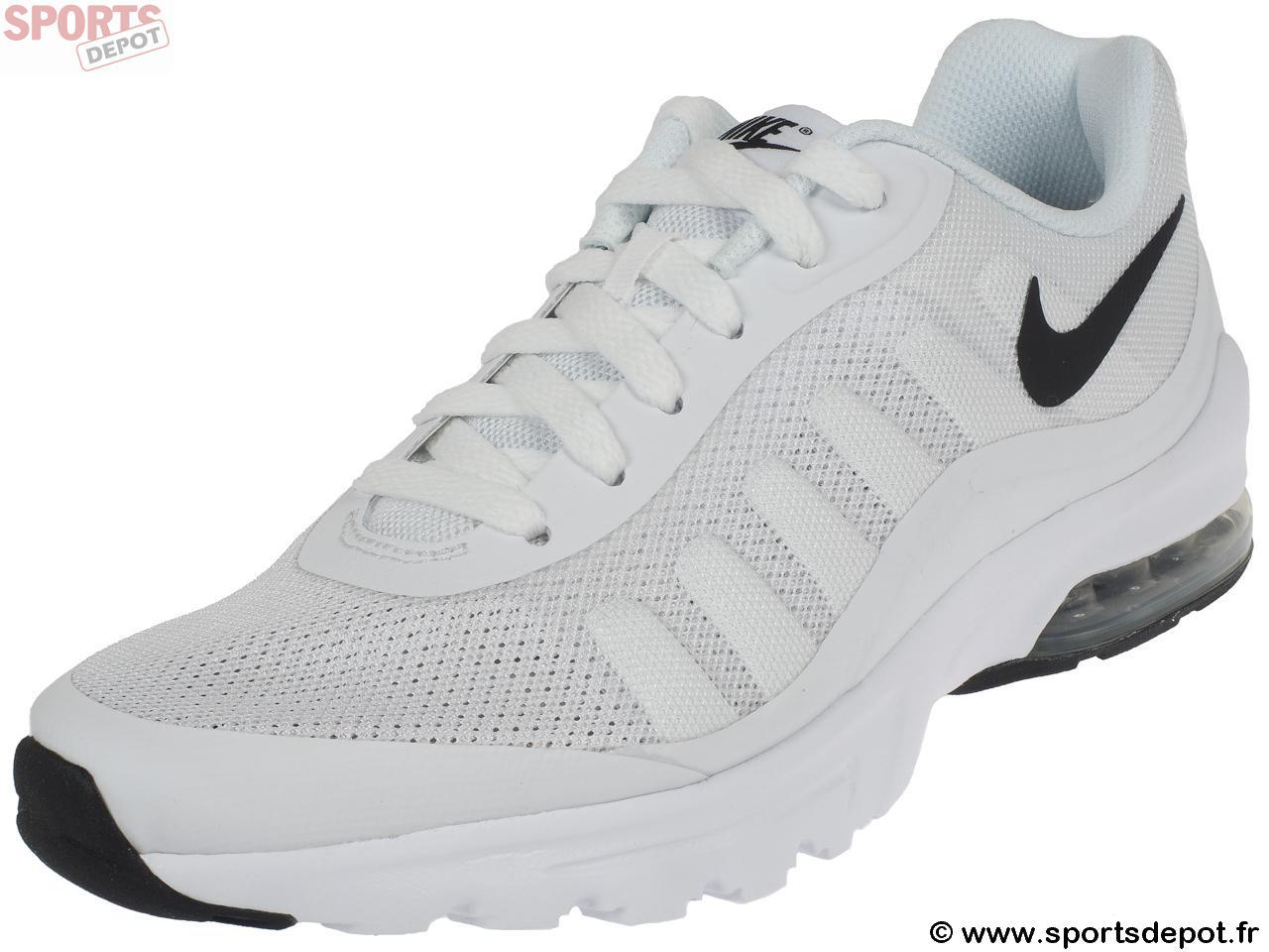 Acheter Chaussures mode ville NIKE Air max invigor blanc