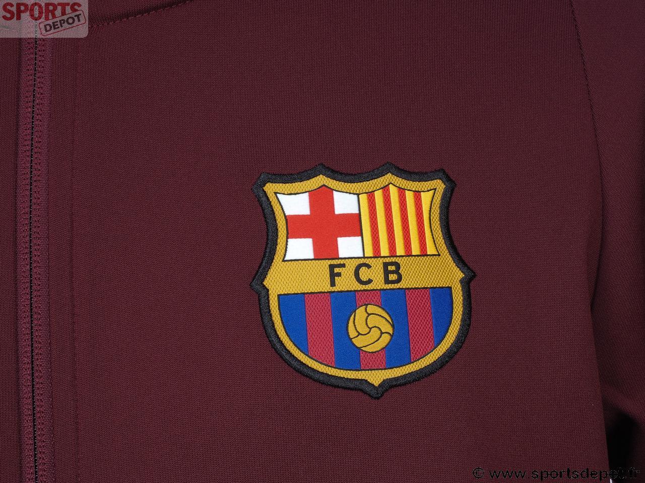 H Nike Barcelone Barca Vestes Acheter Replica Officielle Veste qHW1wO6v