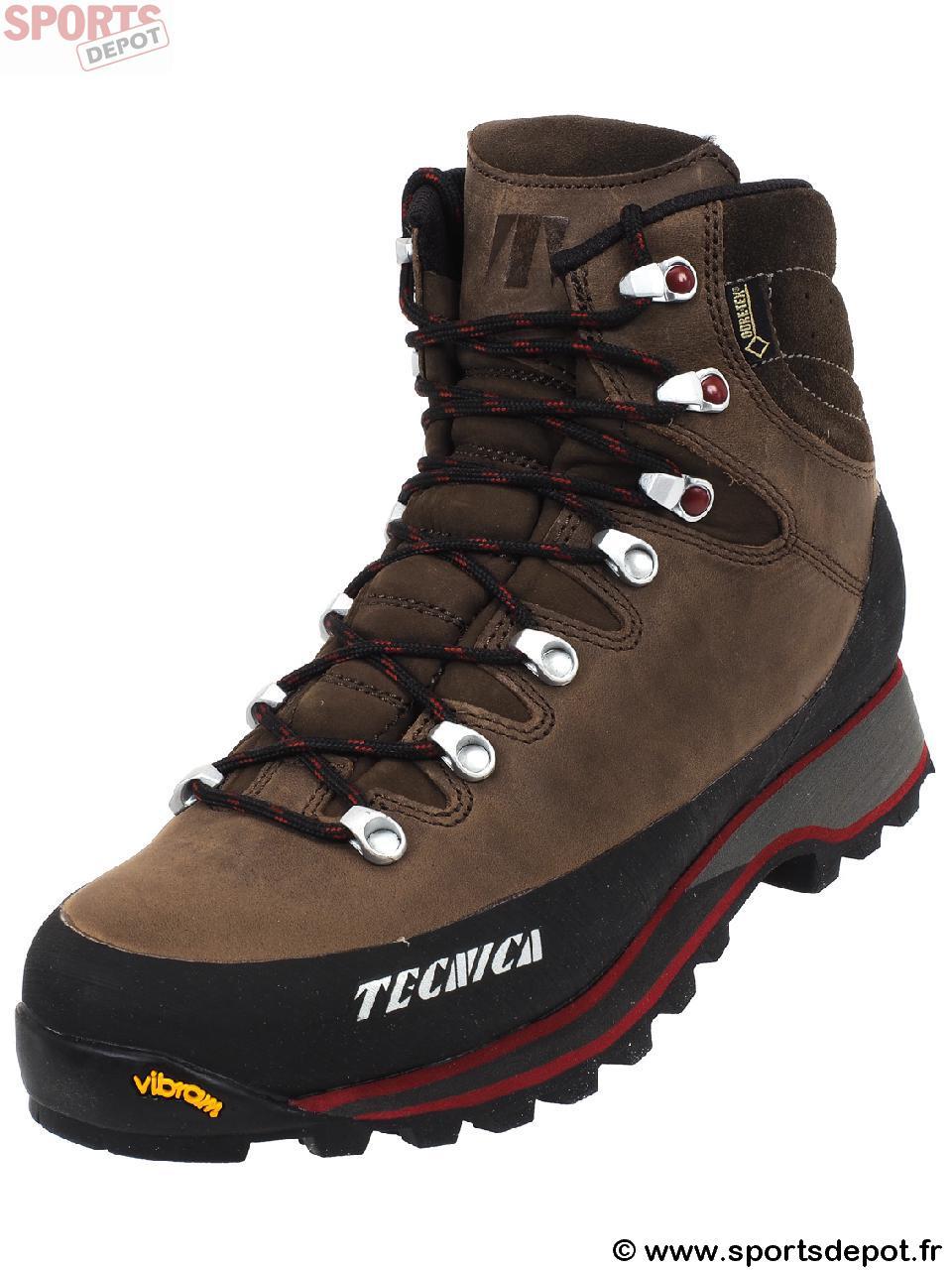 da4450a1407 Acheter Chaussures marche randonnées TECNICA Trek alps gtx vibram ...