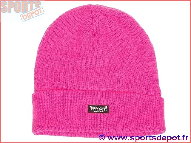 SKOR IN , BASIC ROSE FLUO BONNET
