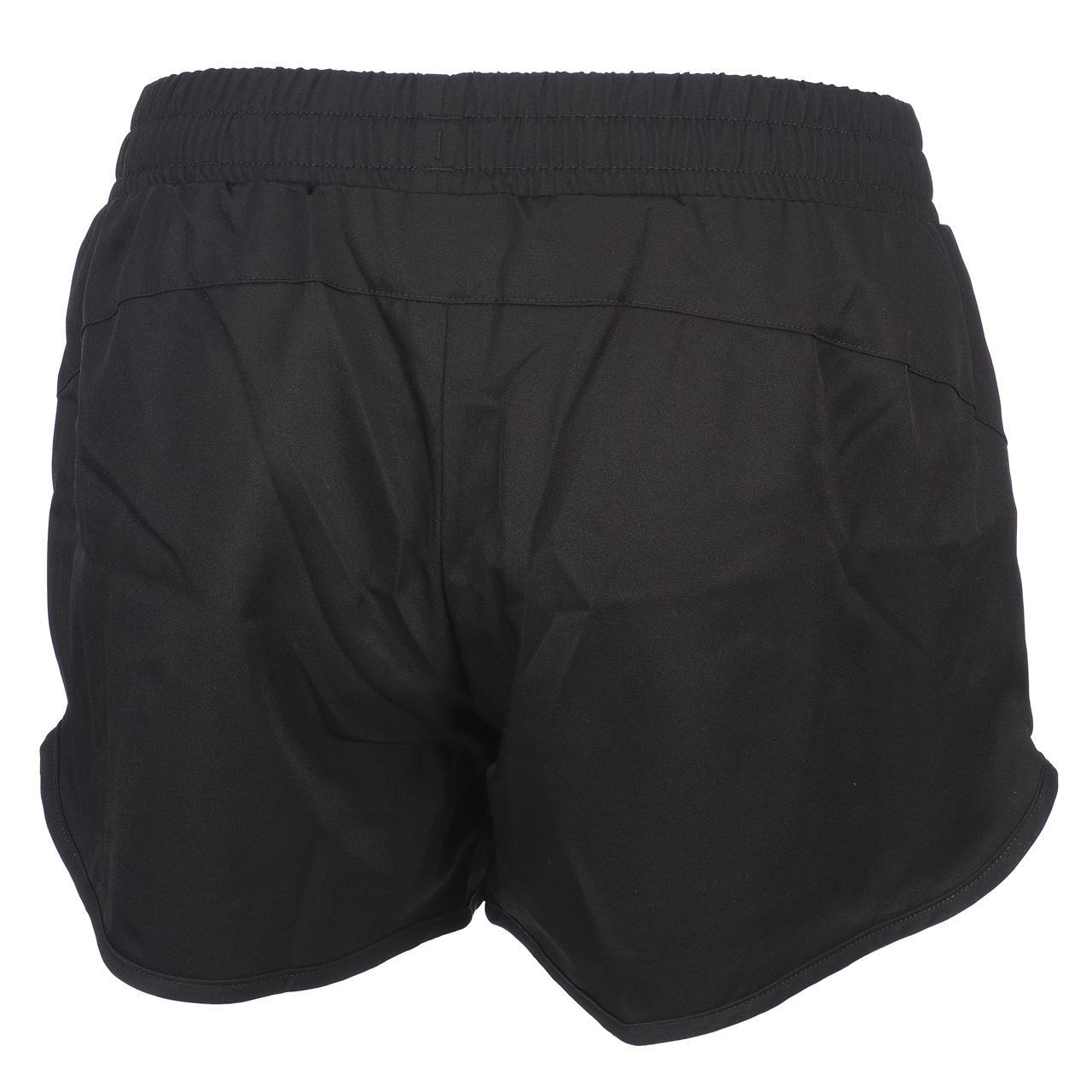 Frau-Shorts-Puma-Active-Woven-Shorts-Blk-L-Schwarz-13011-Neu Indexbild 4