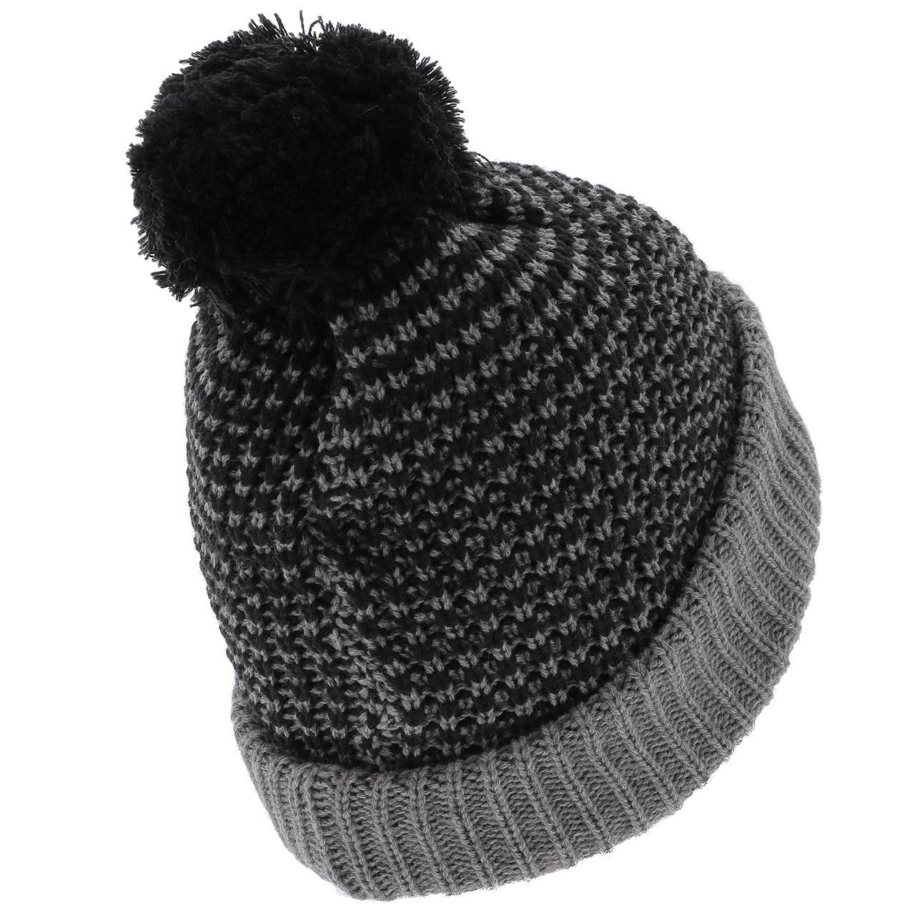 Bonnet-a-pompon-Picture-Ale-beanie-grey-Gris-14177-Neuf miniature 5