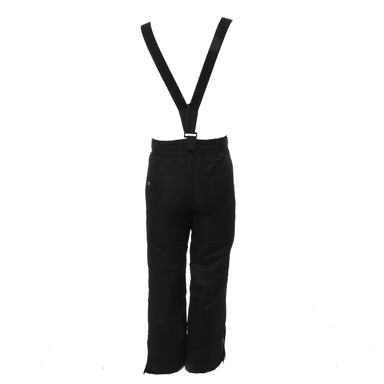 Pantalon-de-ski-surf-Alpes-vertigo-Testy-noir-pant-ski-jr-Noir-14604-Neuf miniature 4