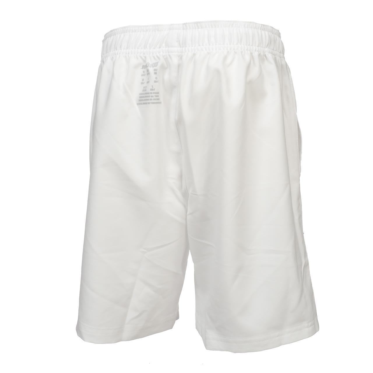 Short-de-tennis-Wilson-Team-7-blc-short-junior-Blanc-15570-Neuf miniature 4