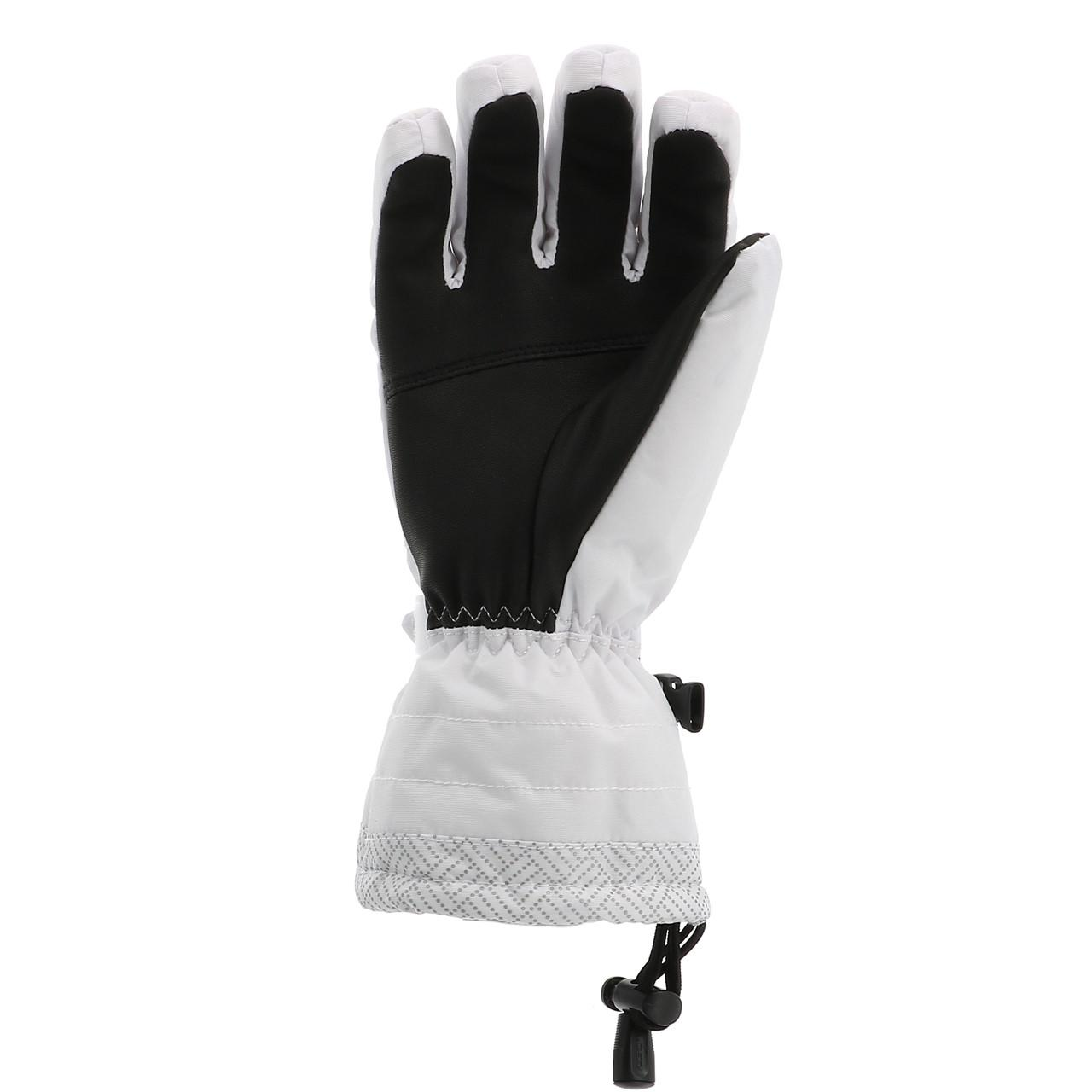 Ski-Gloves-Racer-Aloma-3-White-Gloves-Ski-L-White-15709-New thumbnail 5