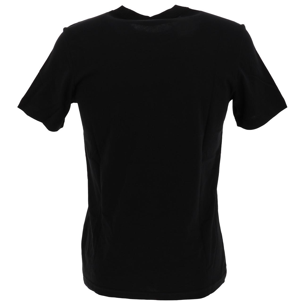 Short-Sleeve-T-Shirt-Adidas-E-Linen-Aop-Box-Blk-Mc-Tee-Black-16677-New thumbnail 4