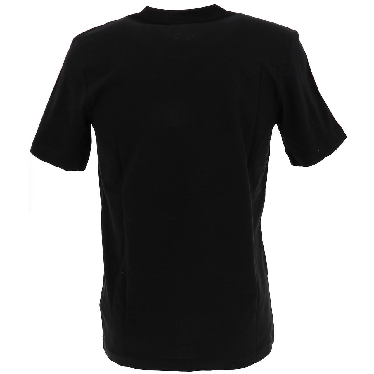 Short-Adidas-E-3s-Mc-Tee-Black-Wht-Black-16694-New thumbnail 5