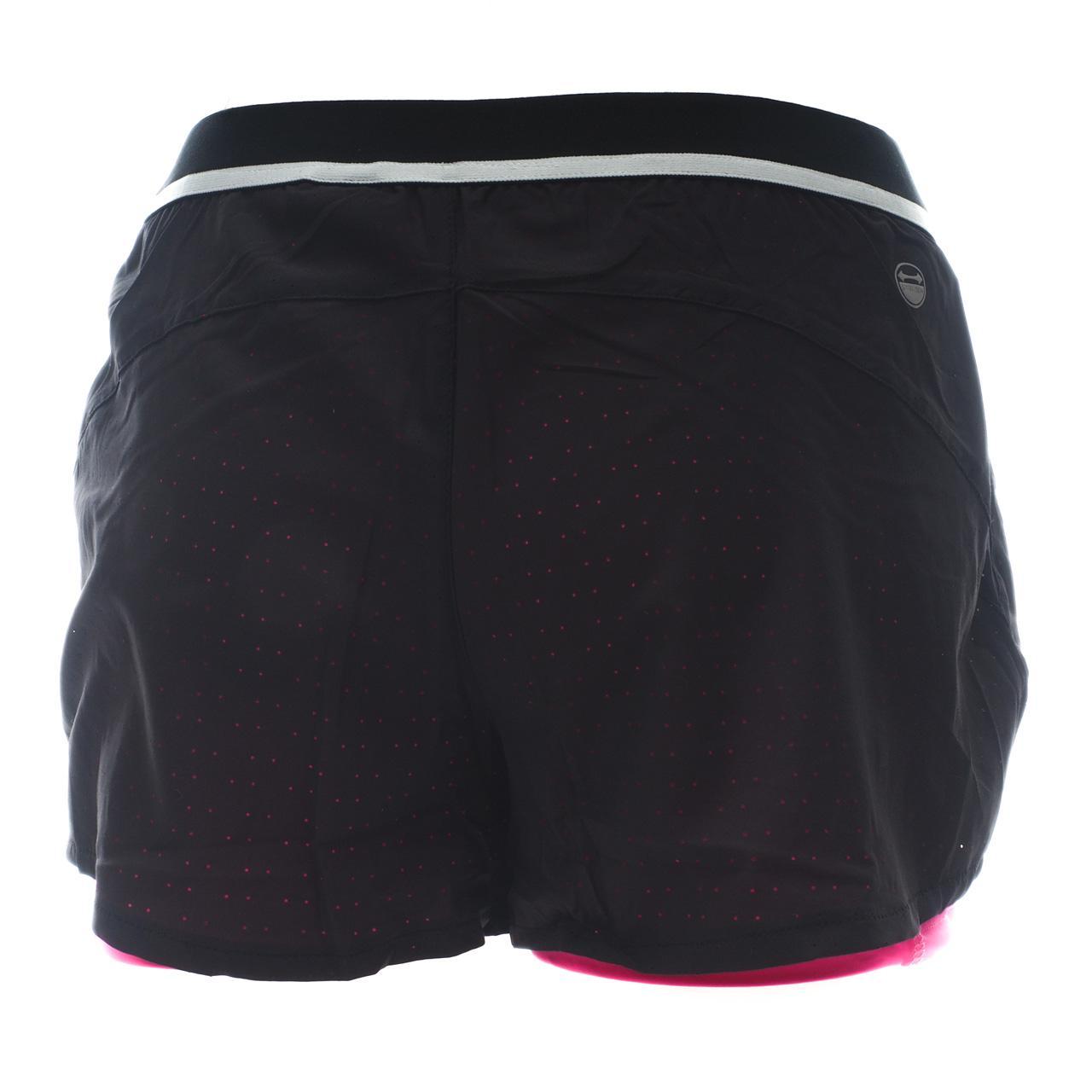 short-Laufen-Li-ning-Lolly-Nr-Rse-Shorts-Run-L-Schwarz-17898-Neu Indexbild 4