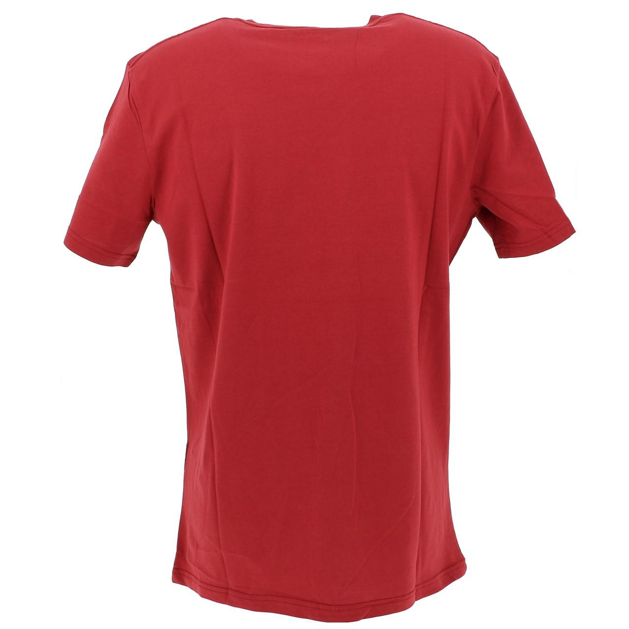 Short-Quiksilver-Drop-IN-Drop-Out-Red-Tee-Red-17966-New thumbnail 5
