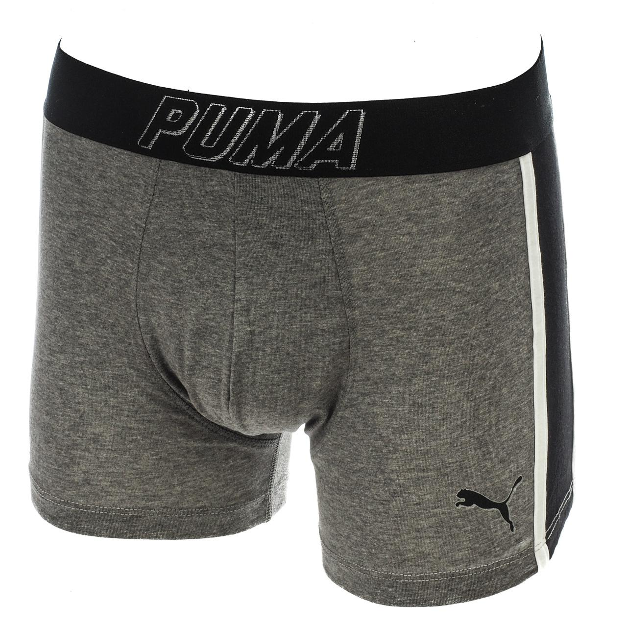 Underwear-Boxer-Puma-Bold-Blk-Groups-Boxer-x2-Assorted-18749-New thumbnail 5