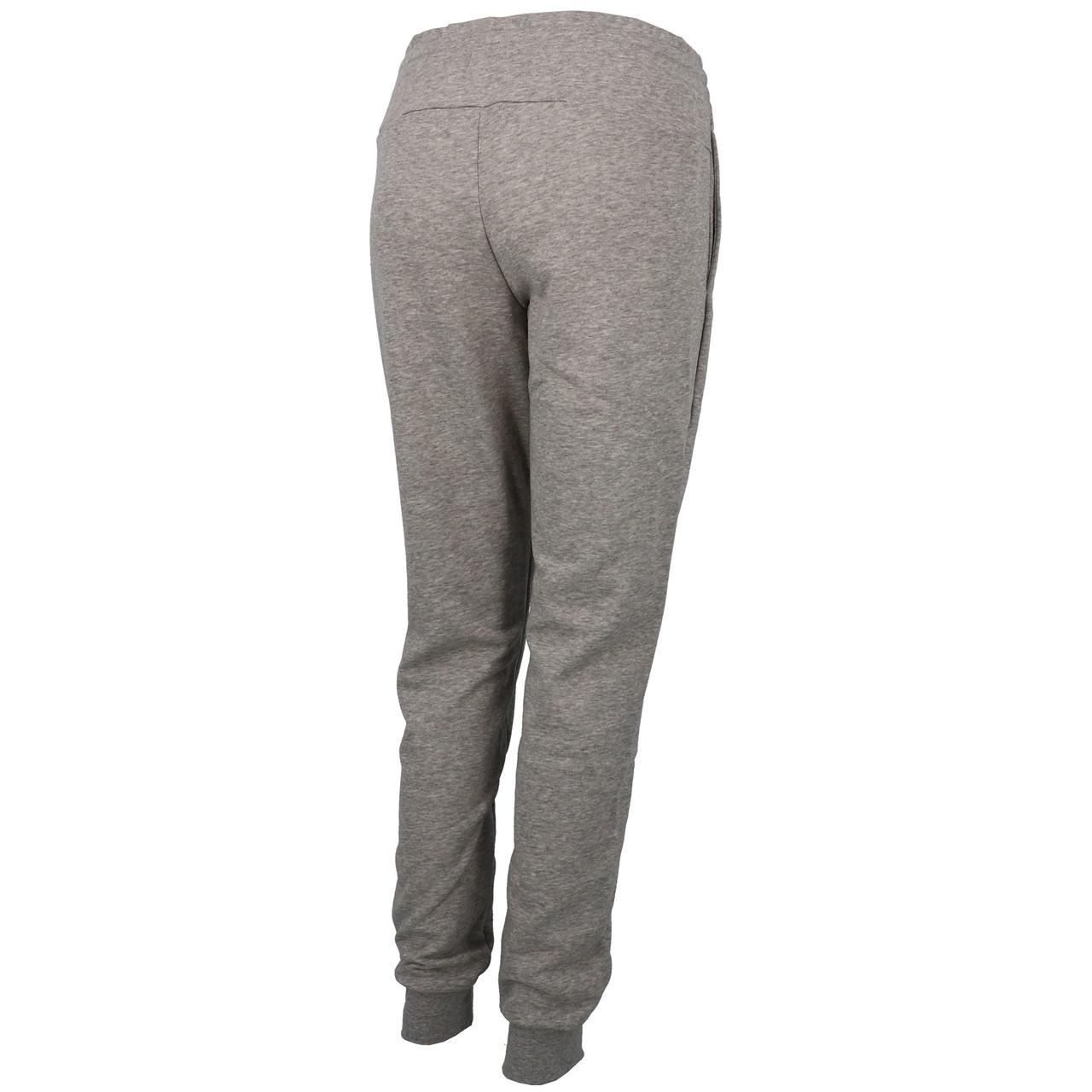Pantalon-de-survetement-Adidas-E-pln-pant-grey-mel-l-Gris-18973-Neuf miniature 5