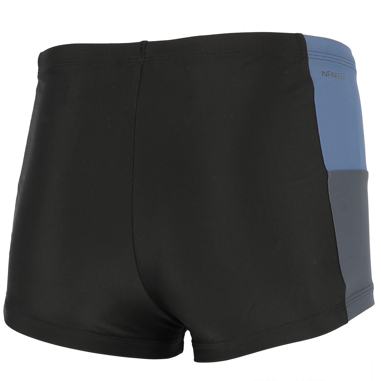 Boxer-Swimsuit-Adidas-Inf-CB-Bx-Black-Black-19080-New thumbnail 5