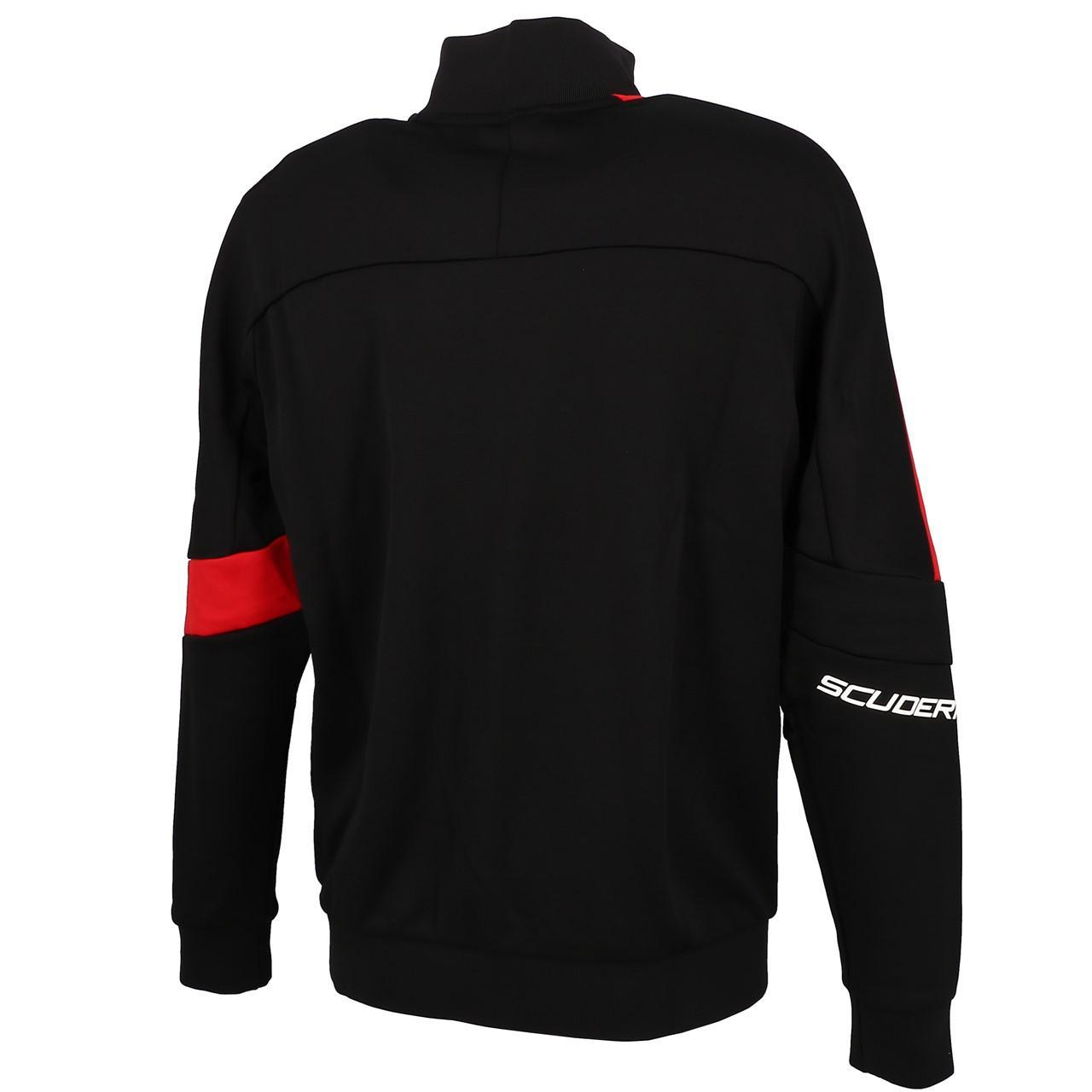 Sweatshirts-Jacken-mit-Reissverschluss-Puma-Sf-t7-Track-Schwarz-19723-Neu Indexbild 5