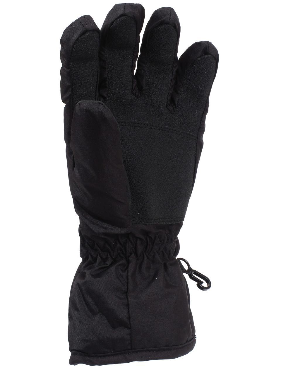 Ski-Gloves-Alpes-Vertigo-Annick-Black-Gloves-Ski-L-Black-25427-New thumbnail 5