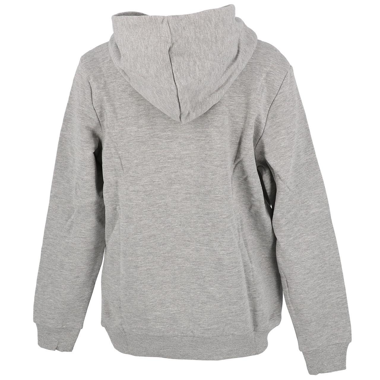 Sweatshirt-Kapuze-Kapuzenpulli-Name-It-Opilo-Grau-Mel-Sw-Jr-Grau-25908-Neu Indexbild 4