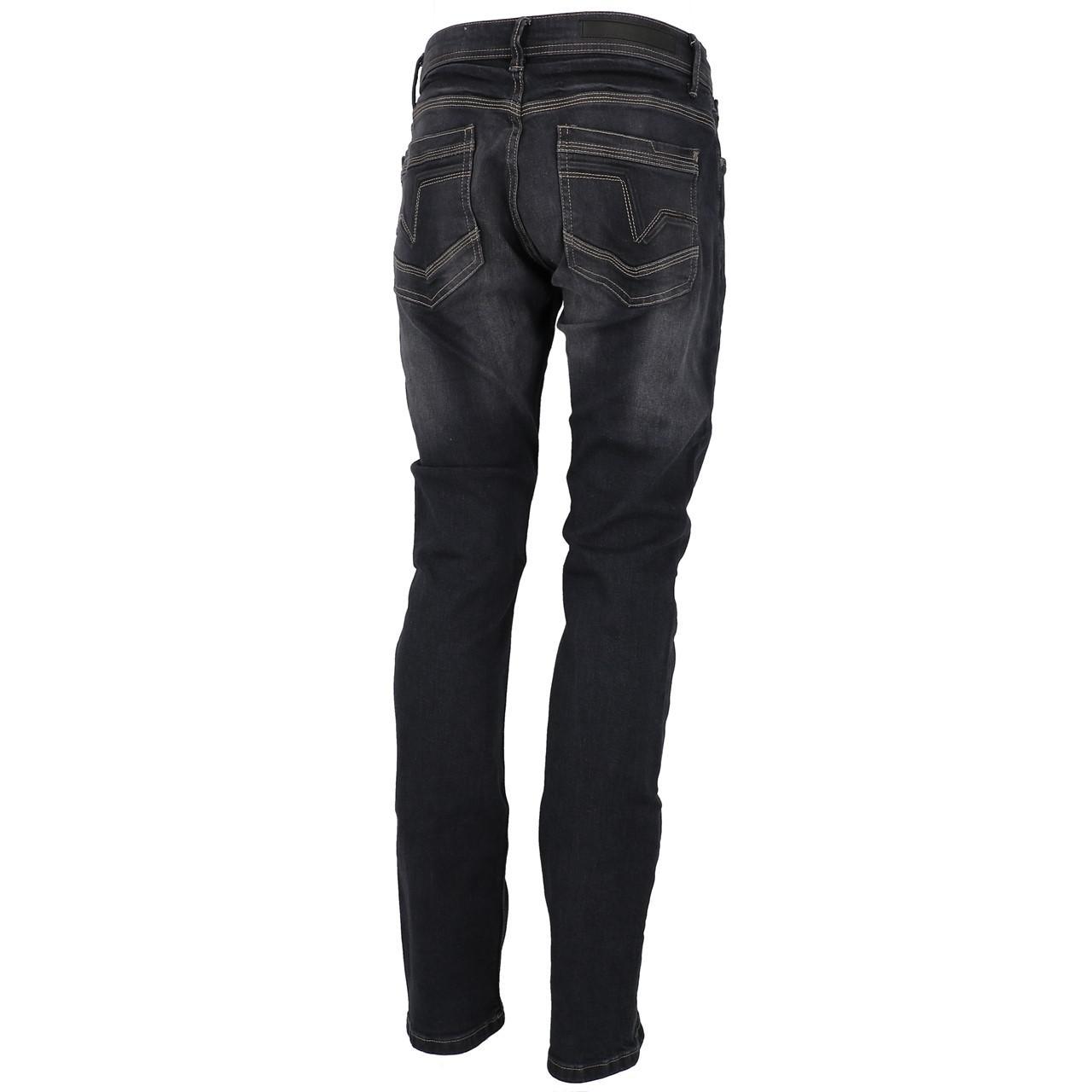 Jeans-Pants-RMS-26-Jeans-Grey-Blue-Regular-Blue-27122-New thumbnail 5