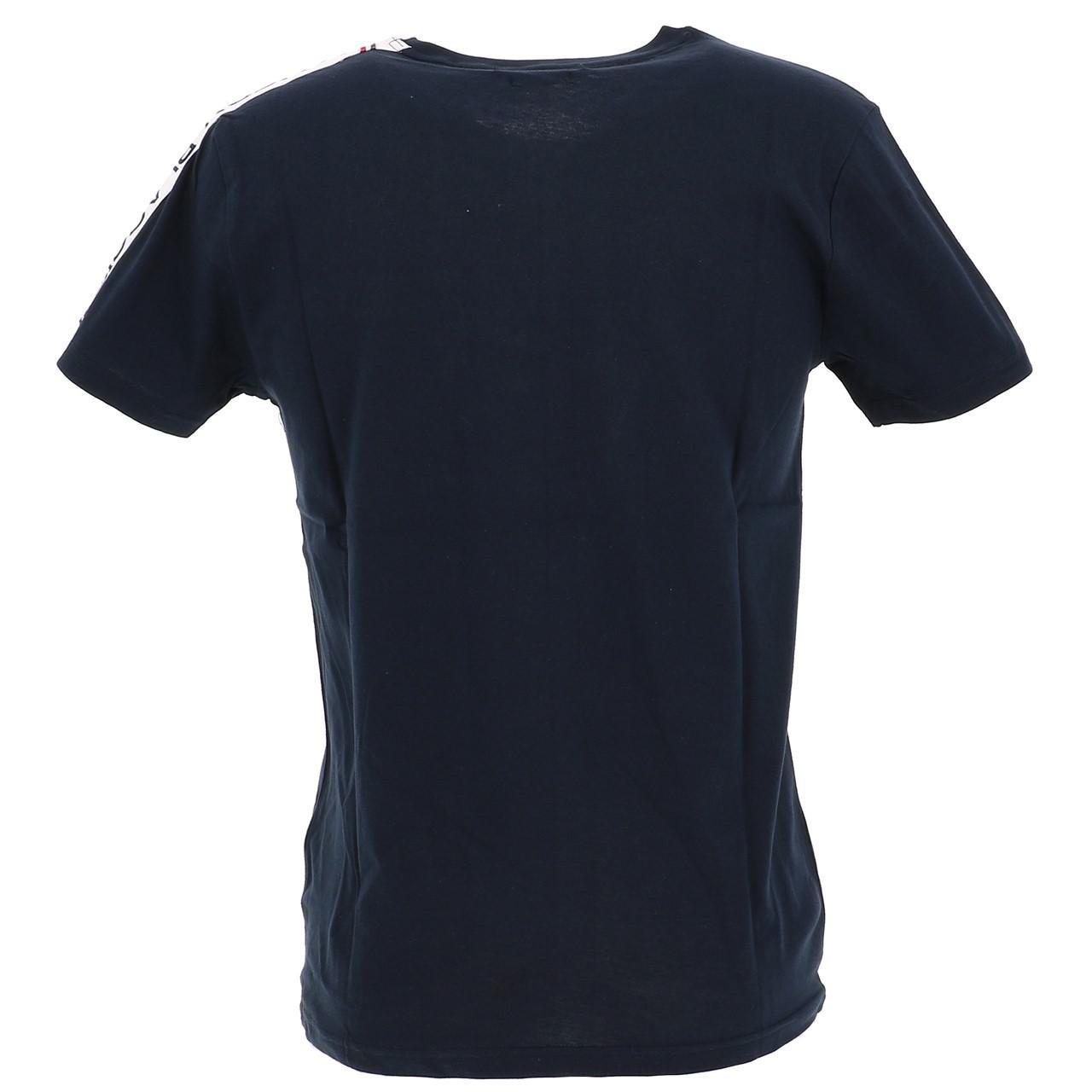 Short-Sleeve-T-Shirt-La-Maison-Blaggio-Metili-Navy-Mc-Tee-Blue-27343-New thumbnail 5
