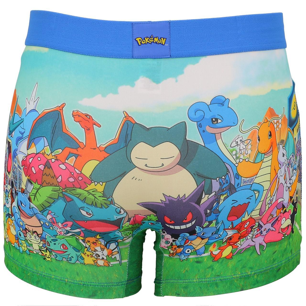 Underwear-Boxer-Freegun-Kak-Multi-Boxer-White-28982-New thumbnail 4