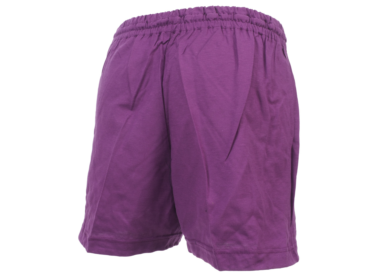 Shorts-Multi-Panzeri-Plain-a-Purple-Jersey-Shorts-Purple-30929-New thumbnail 5