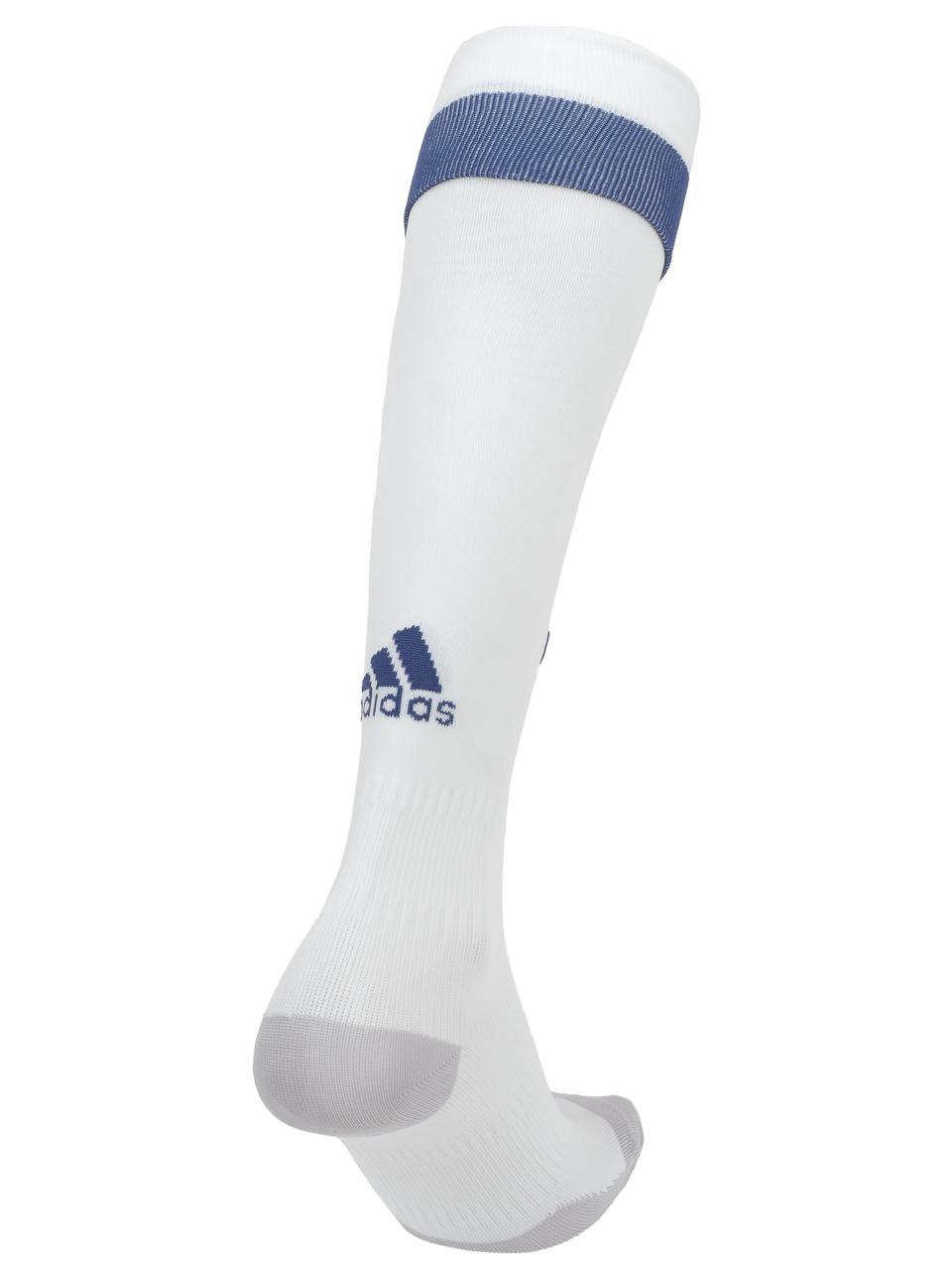 Chaussettes-de-football-Adidas-Real-cho7-16-17-blc-Blanc-32082-Neuf