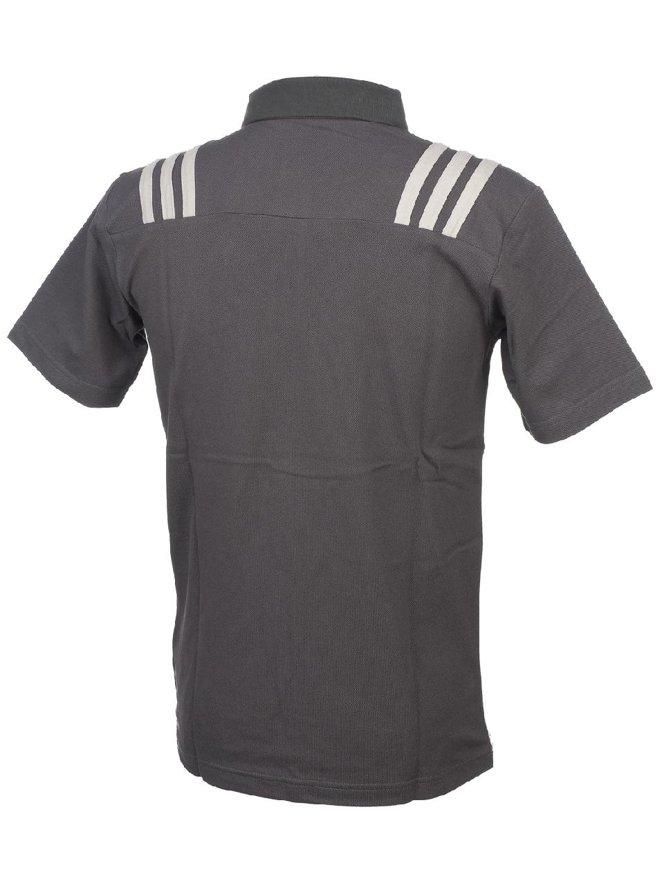 Polo-de-rugby-Adidas-All-black-polo-rugby-Gris-35911-Neuf