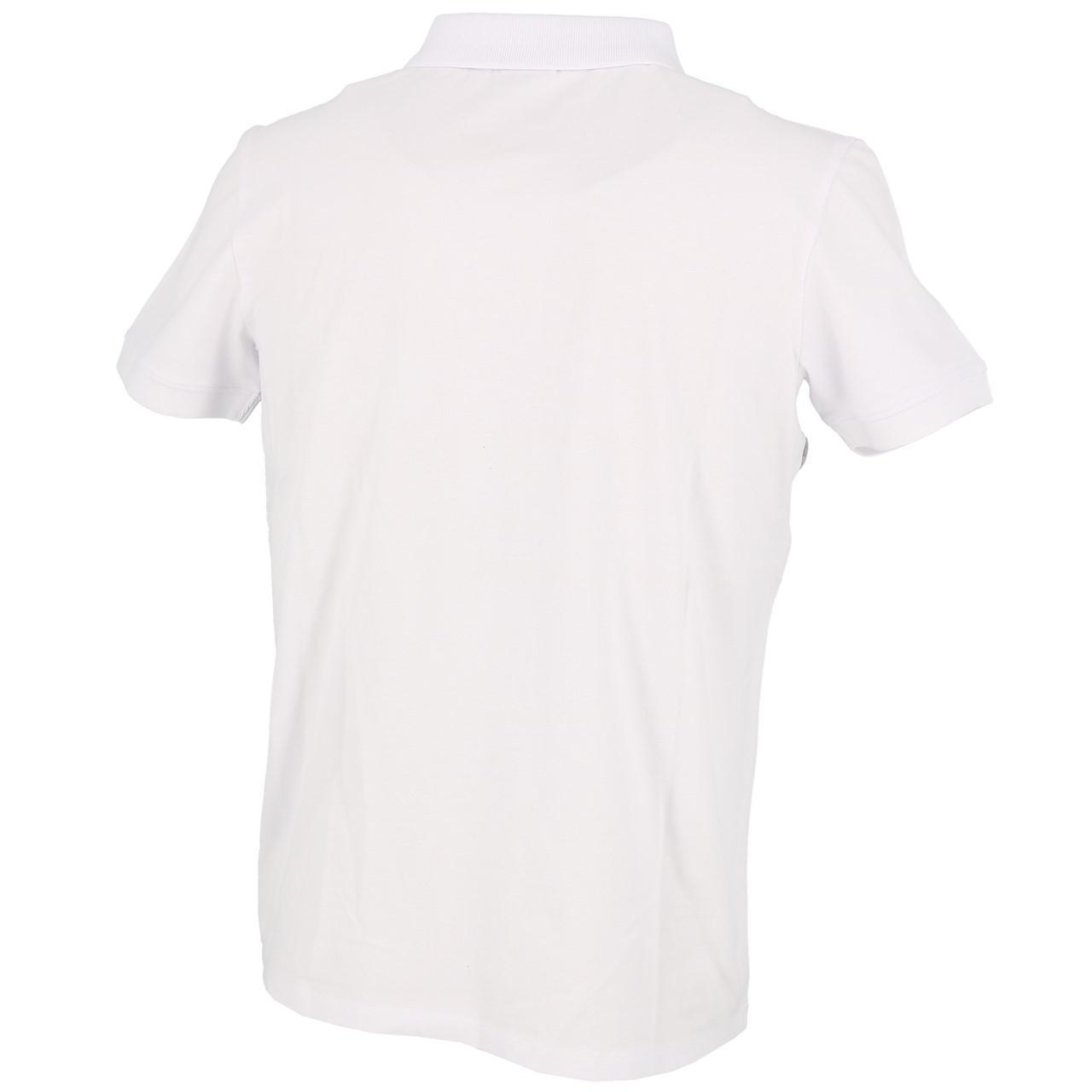 Short-Sleeve-Polo-Redskins-Mew-Stax-White-Polo-White-40834-New thumbnail 5