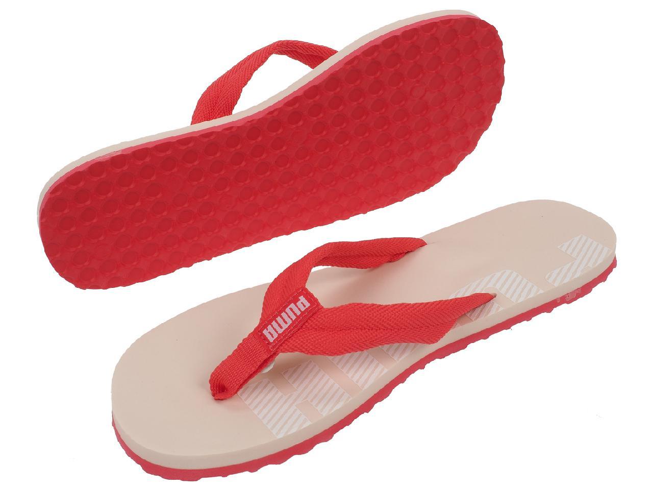 Latschen-Flip-Flops-Puma-Epic-Flip-v2-Rosa-Flip-Flops-G-Rosa-44775-Neu Indexbild 4