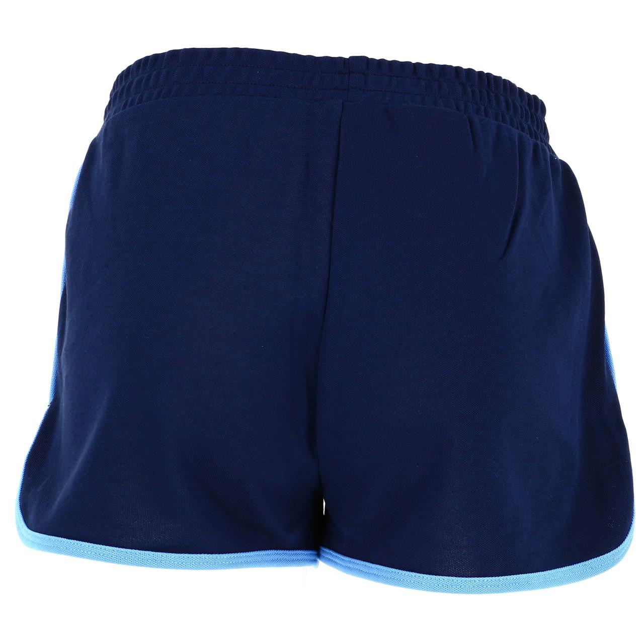 Bermuda-Shorts-Fila-Paige-Shorts-Vintage-W-Blue-45218-New thumbnail 5