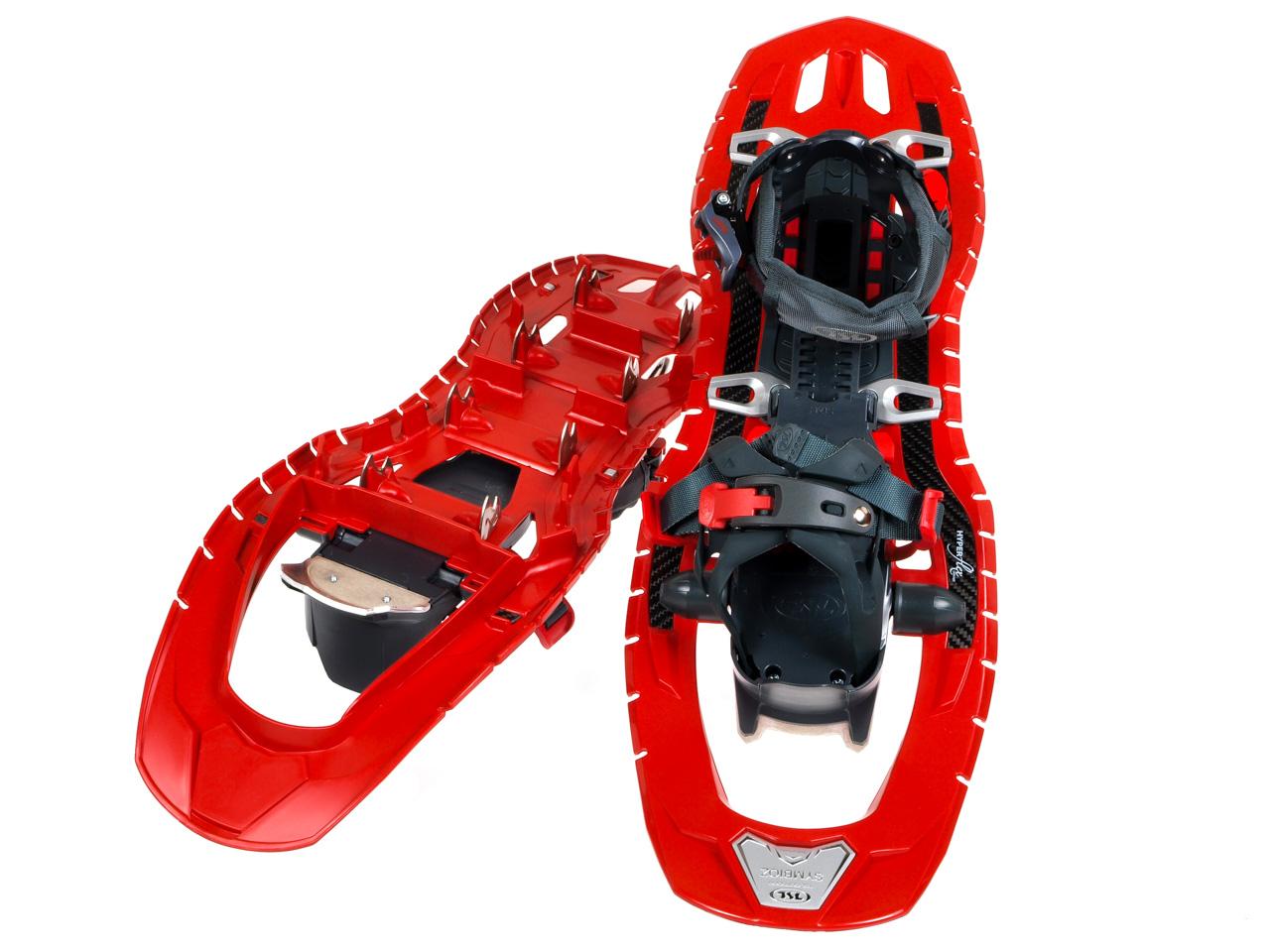 raquettes neige tsl symbioze elite m rouge rouge 52115. Black Bedroom Furniture Sets. Home Design Ideas