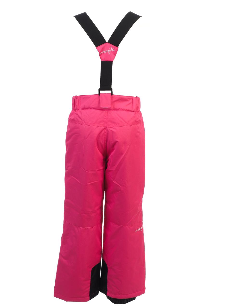 Pantalon-de-ski-surf-U-topik-Telos-rose-pant-ski-jr-Rose-52175-Neuf