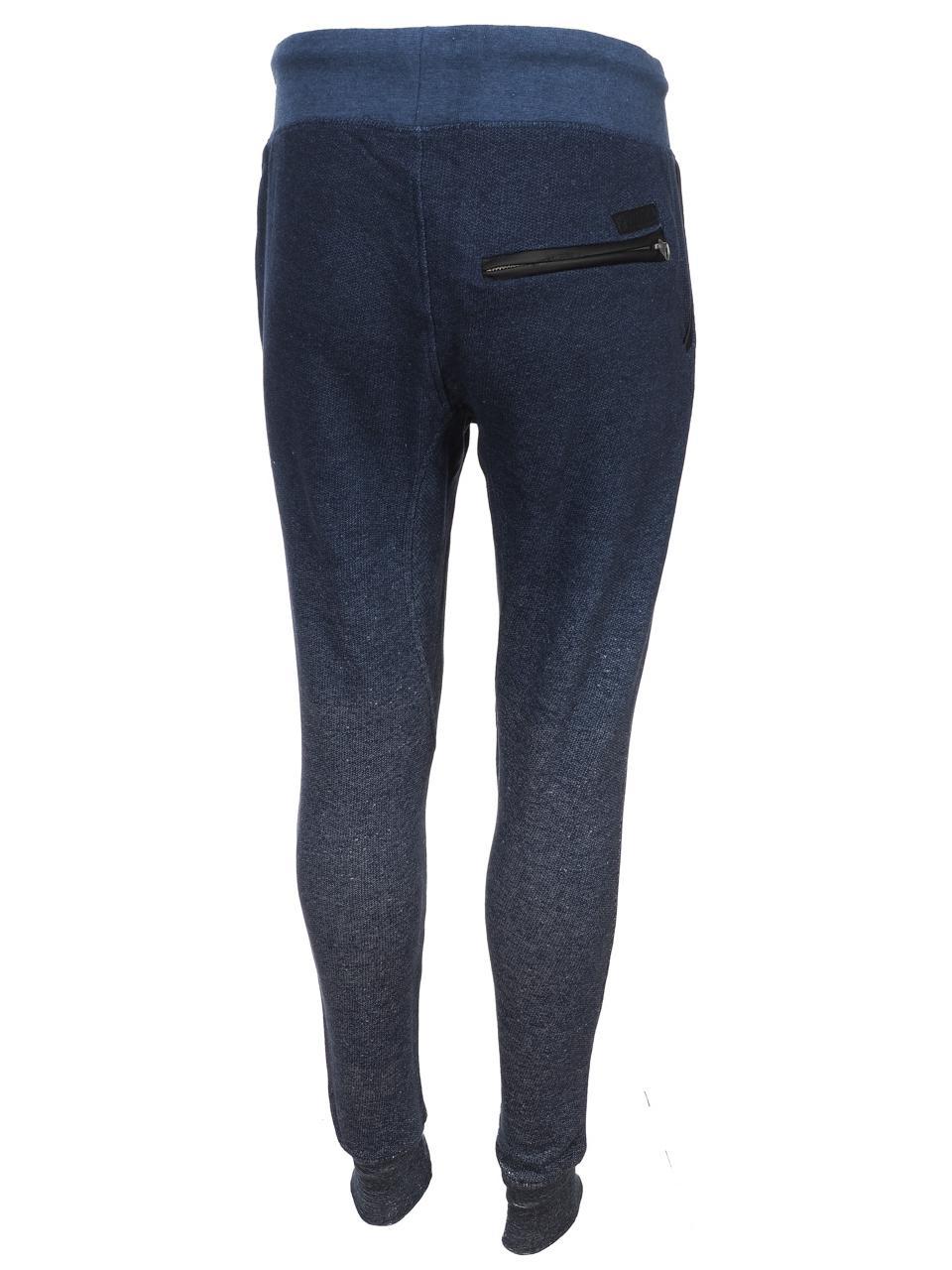Pantalon-de-survetement-Biaggio-Krodil-navy-pant-jogg-Bleu-57532-Neuf miniature 5