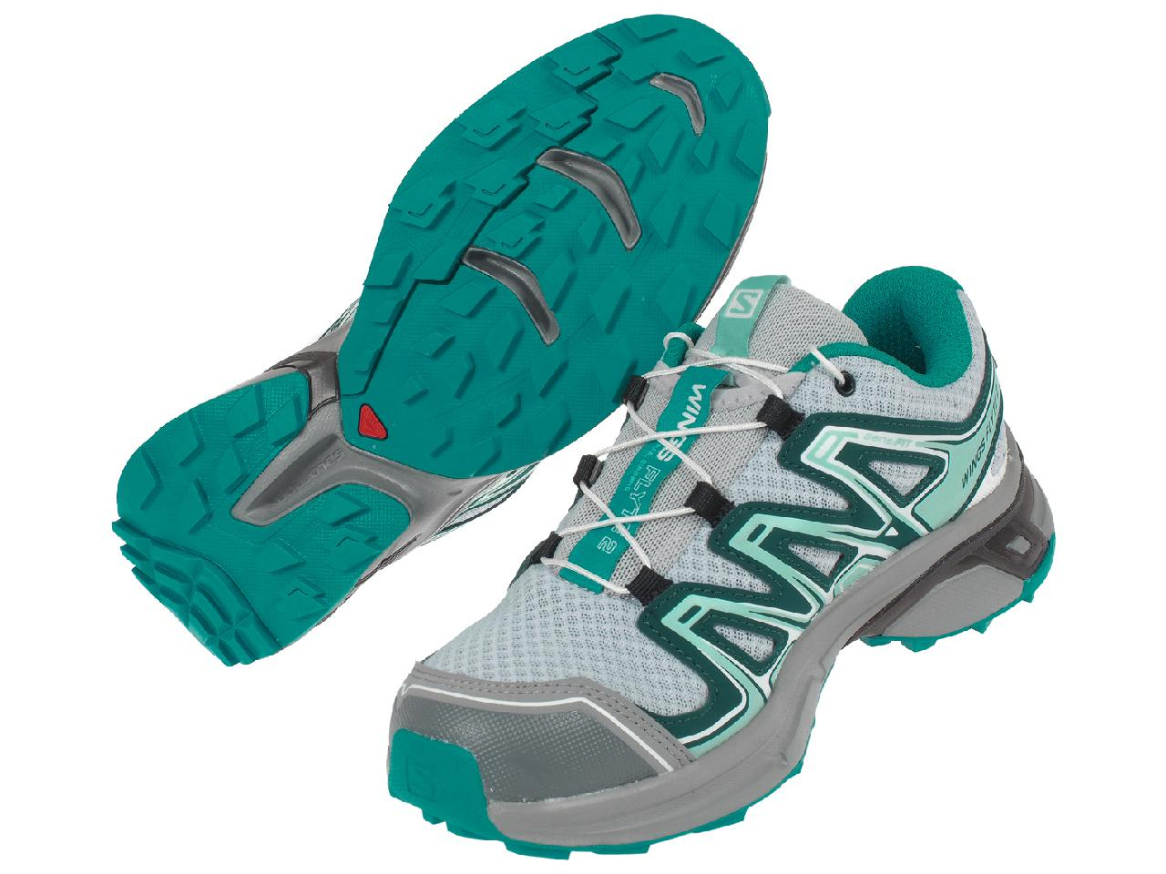 Chaussures-running-trail-Salomon-Wings-flyte-2-grs-trail-l-Gris-58840-Neuf