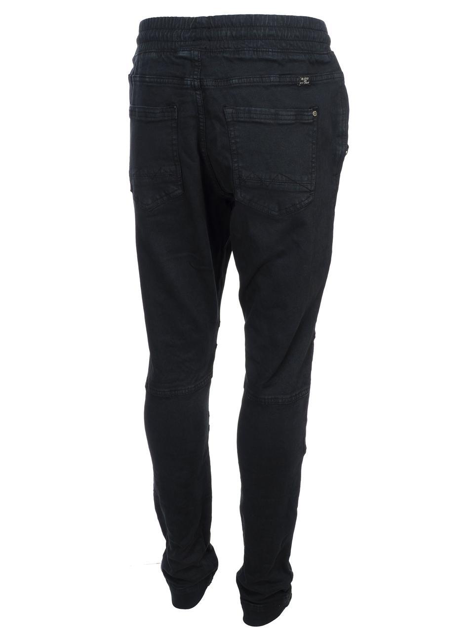 Pantalon-jeans-Blend-Jogg-jeans-34-denim-black-Noir-59114-Neuf miniature 5