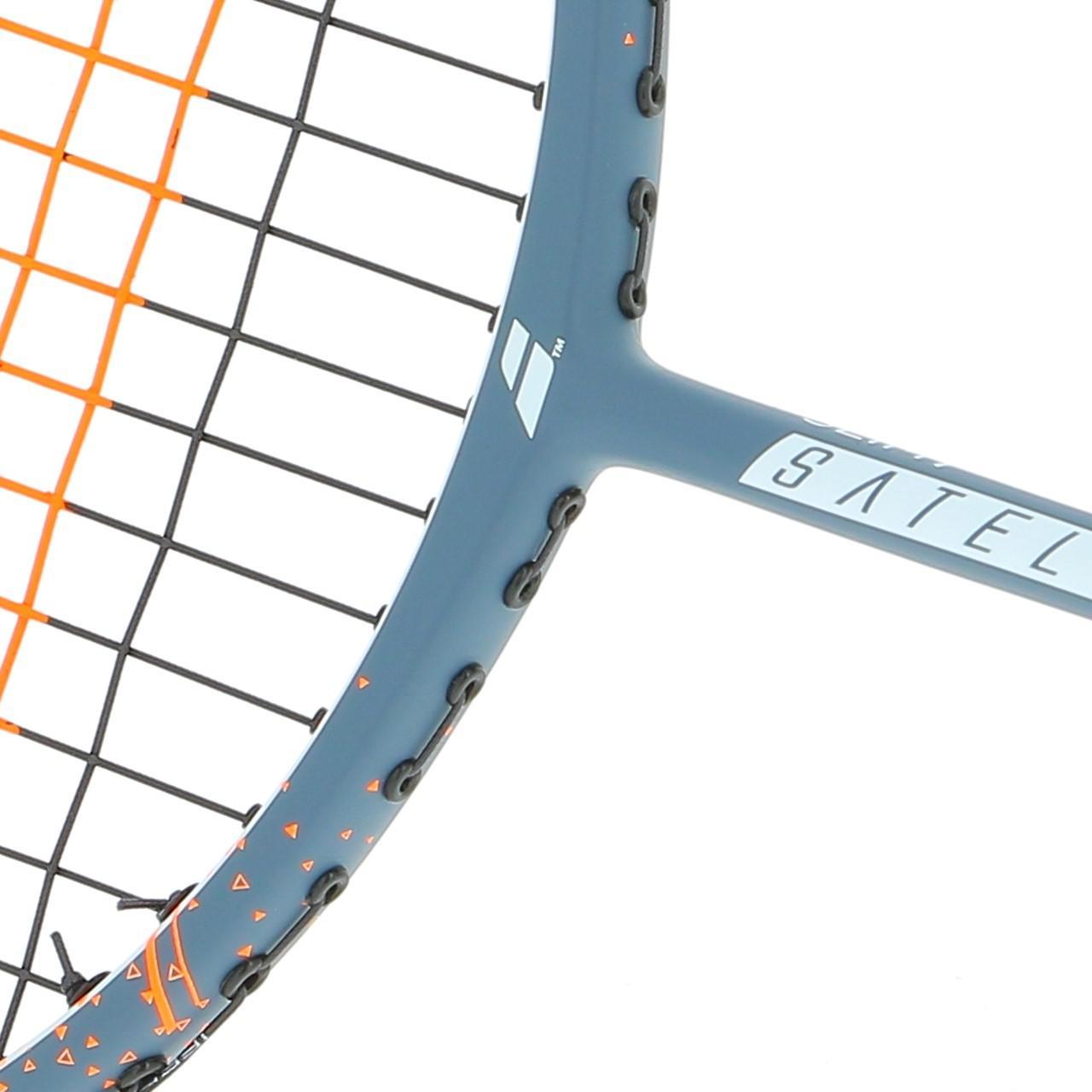 Schläger Badminton-schläger Babolat Prime 2k Strung Orange 60044 Neu