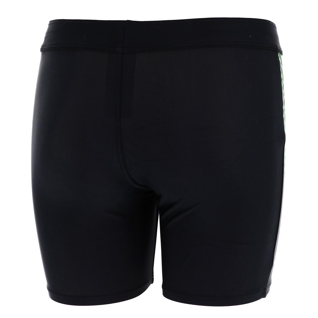 Boxer-Swimsuit-Arena-Java-mid-Jammer-Black-Black-70312-New thumbnail 5